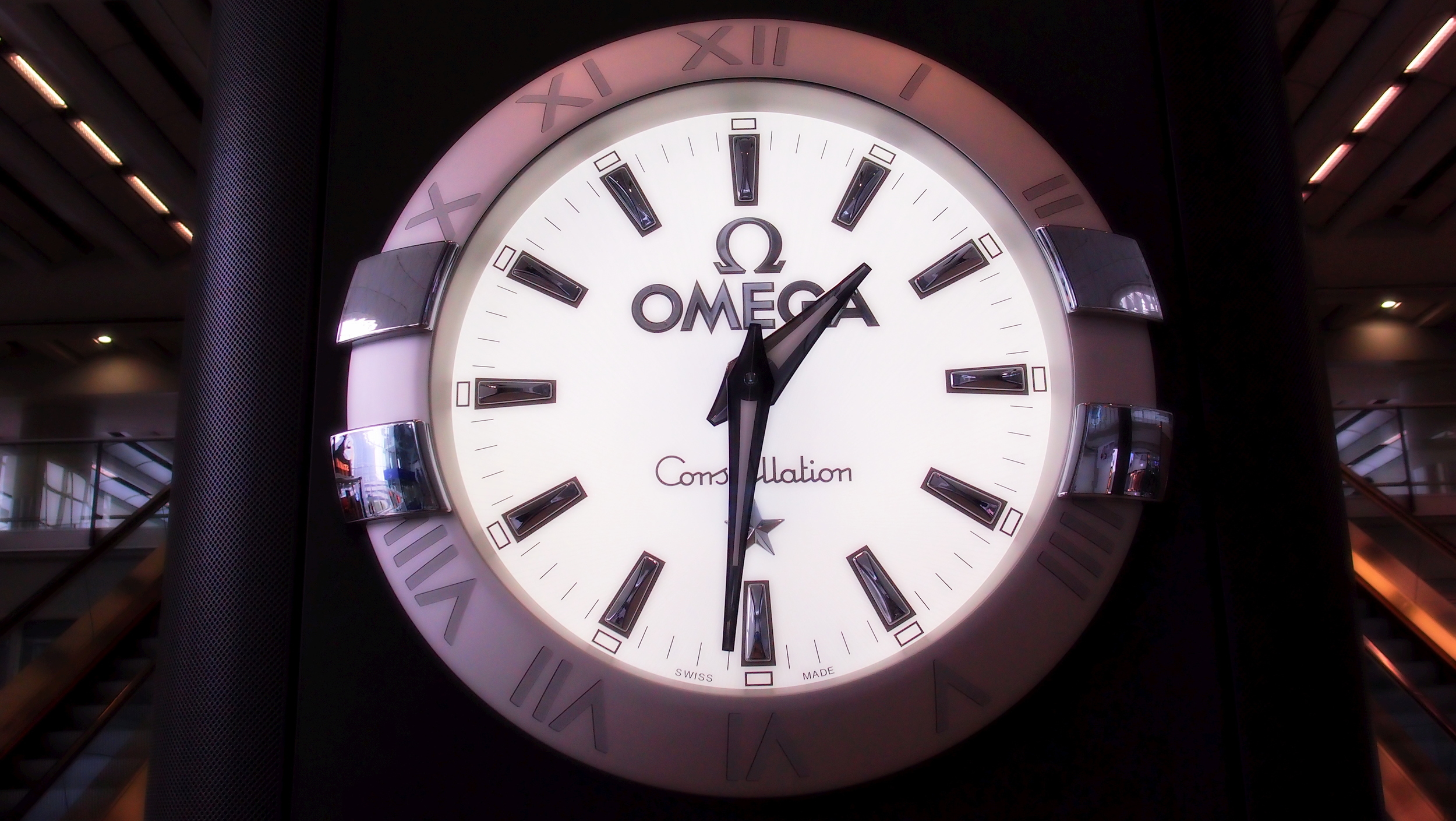 The biggest watch in the world!