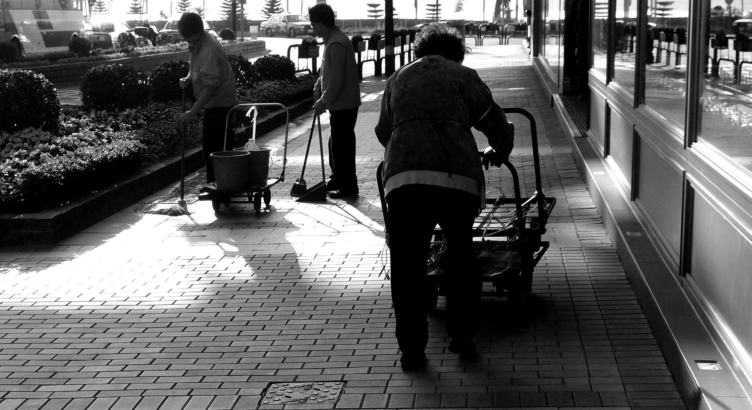 My nemesis - the killer trolley