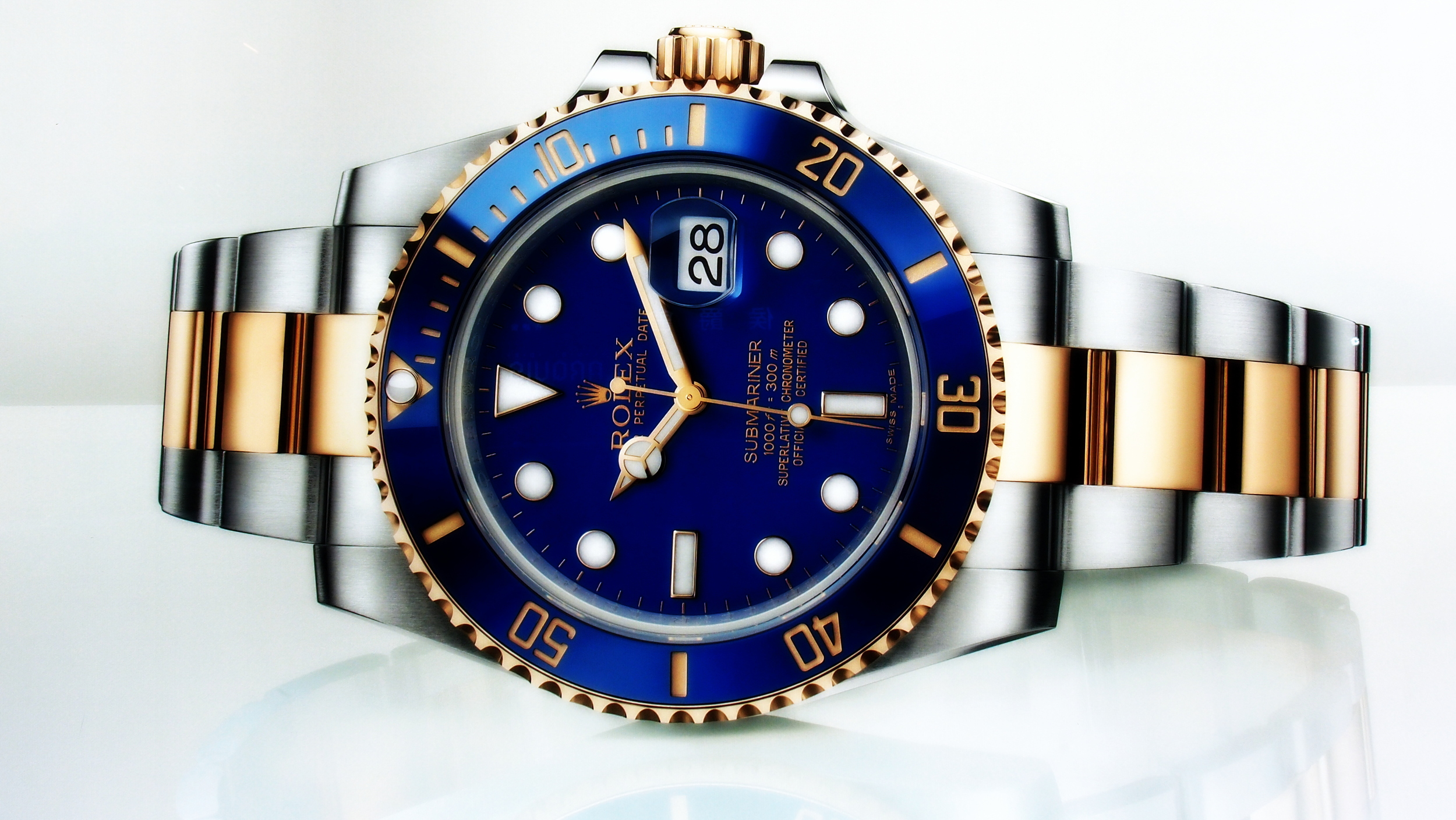 Perhaps my favourite Rolex watch