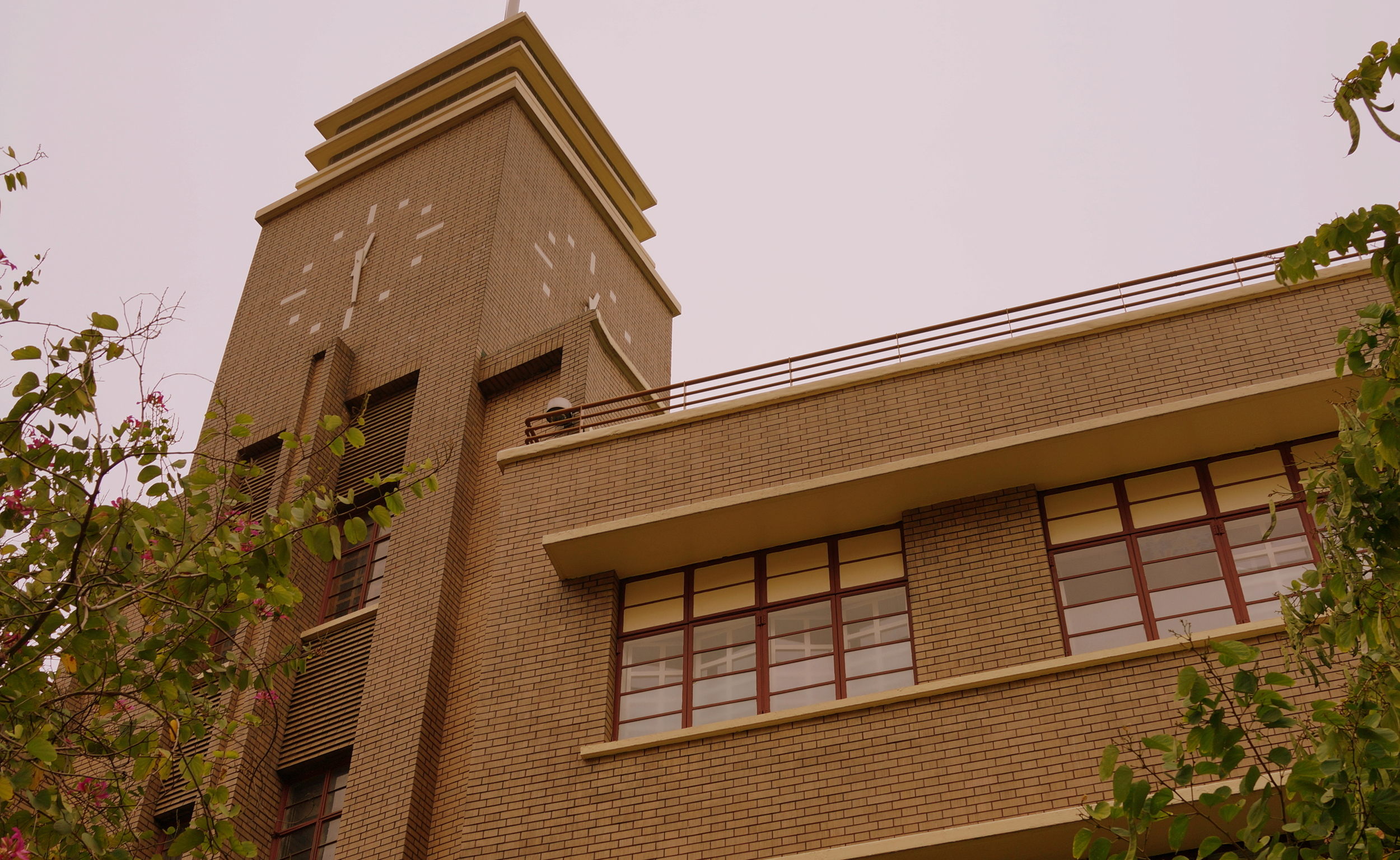 The old CLP Power headquarters in Kowloon, quite an iconic (if somewhat boring) old building.