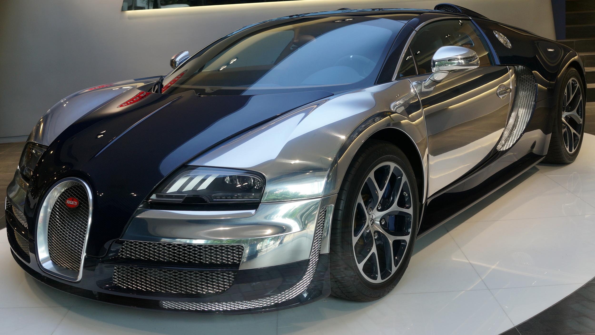 A better image of the Bugatti Veyron