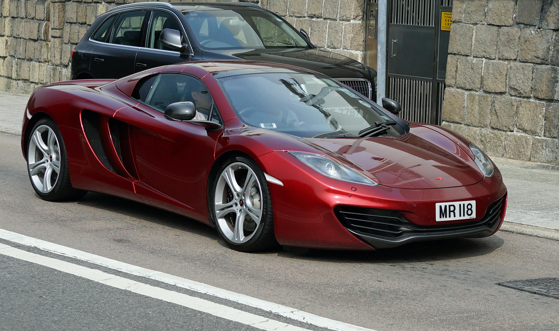 Should I buy a McLaren or a Lamborghini - decisions, decisions...