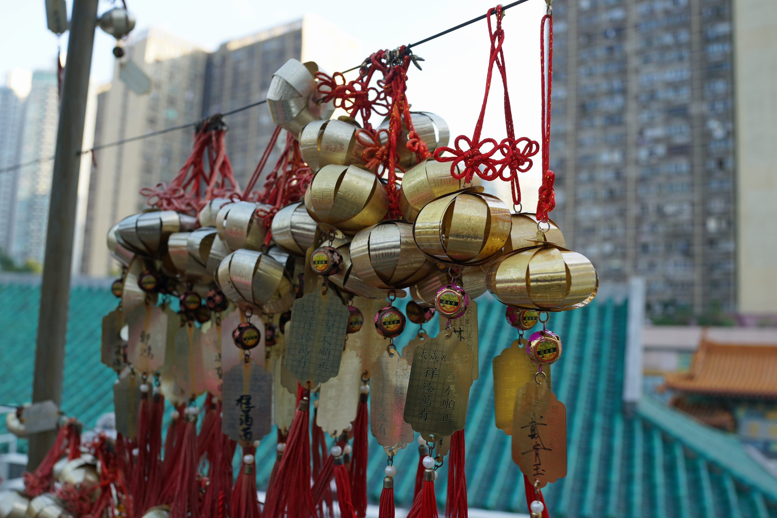 The amazing Sik Sik Yuen Wong Tai Sin Temple, a MUST visit.