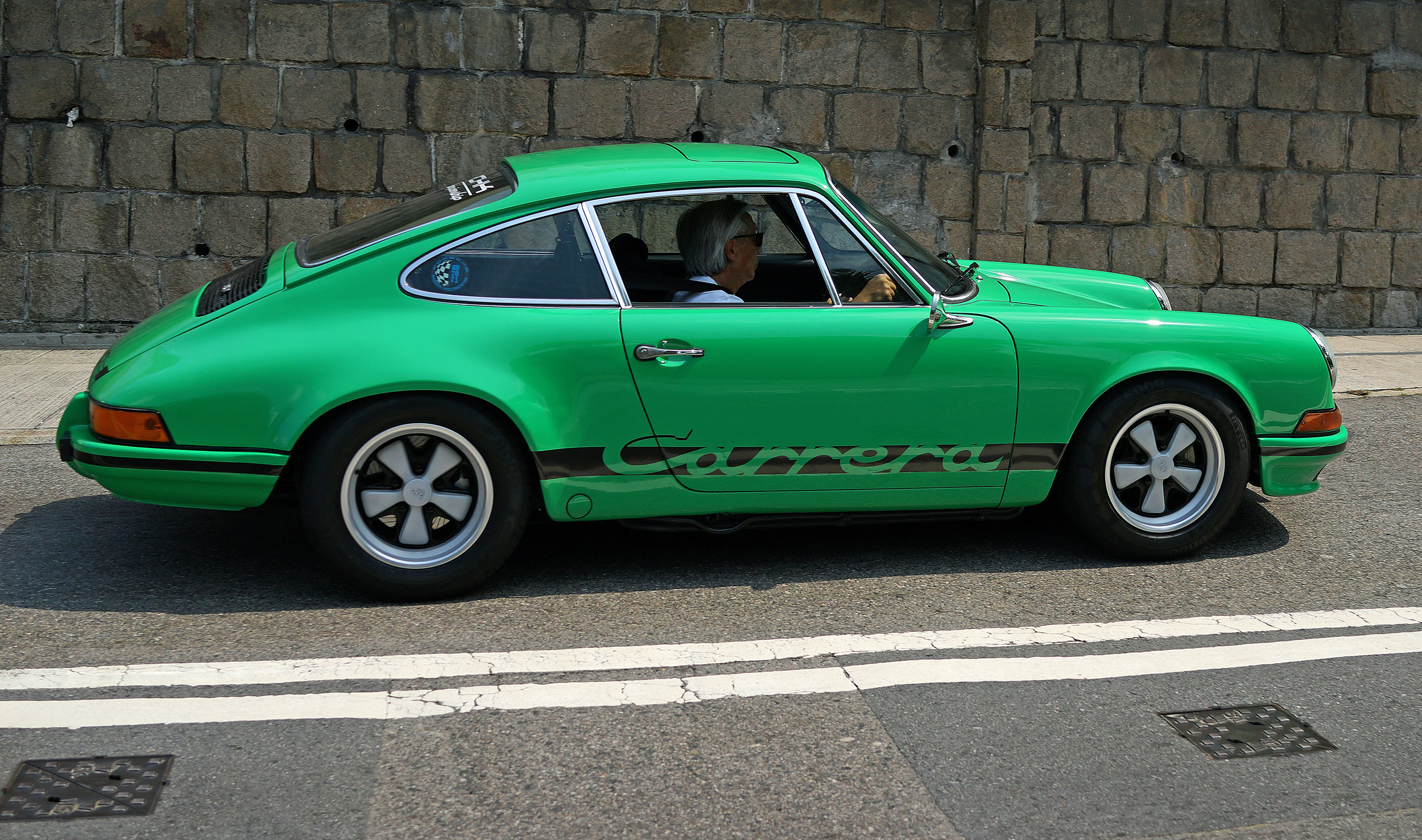 Porsche - EA 983