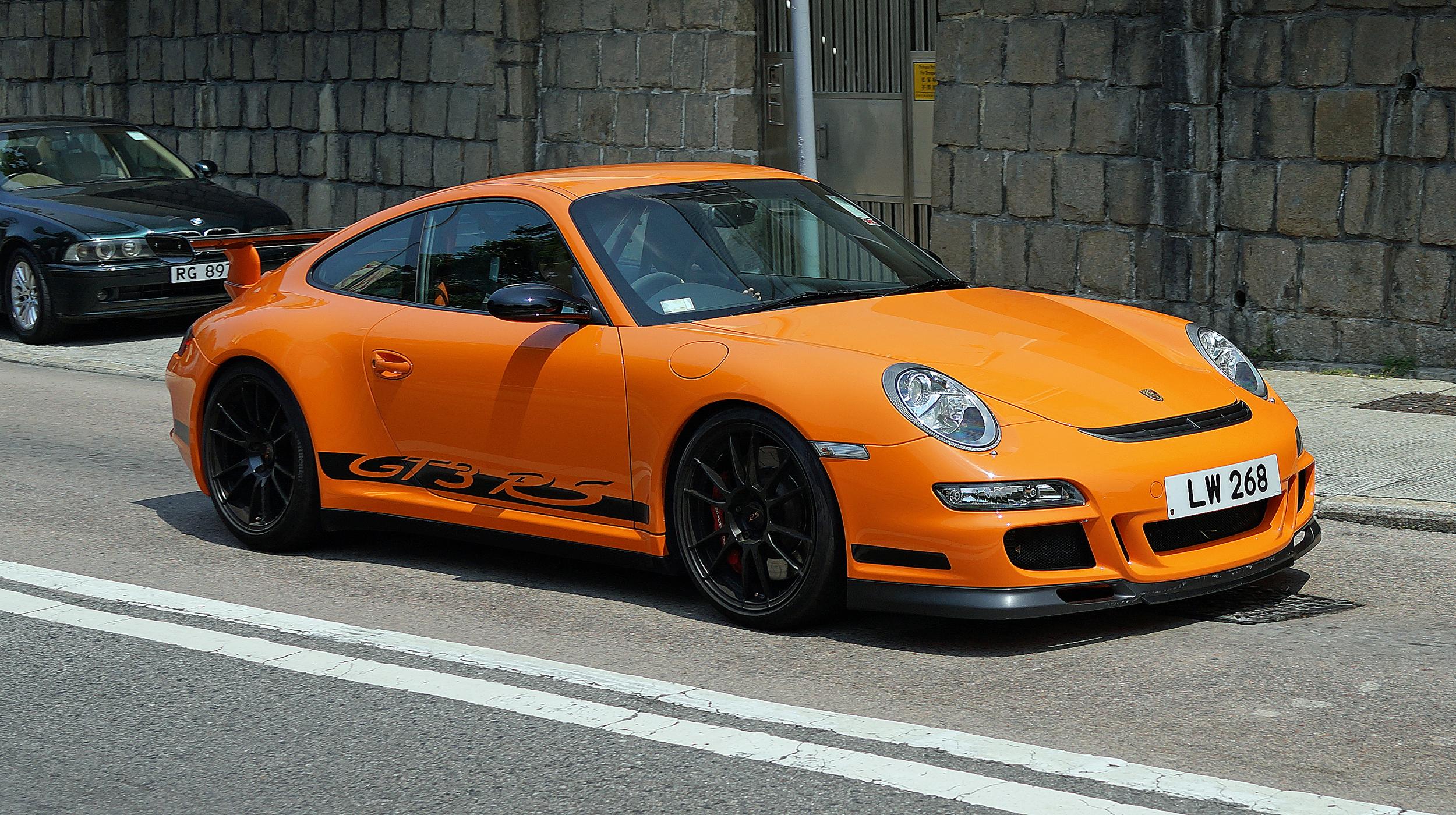 Porsche - LW 268