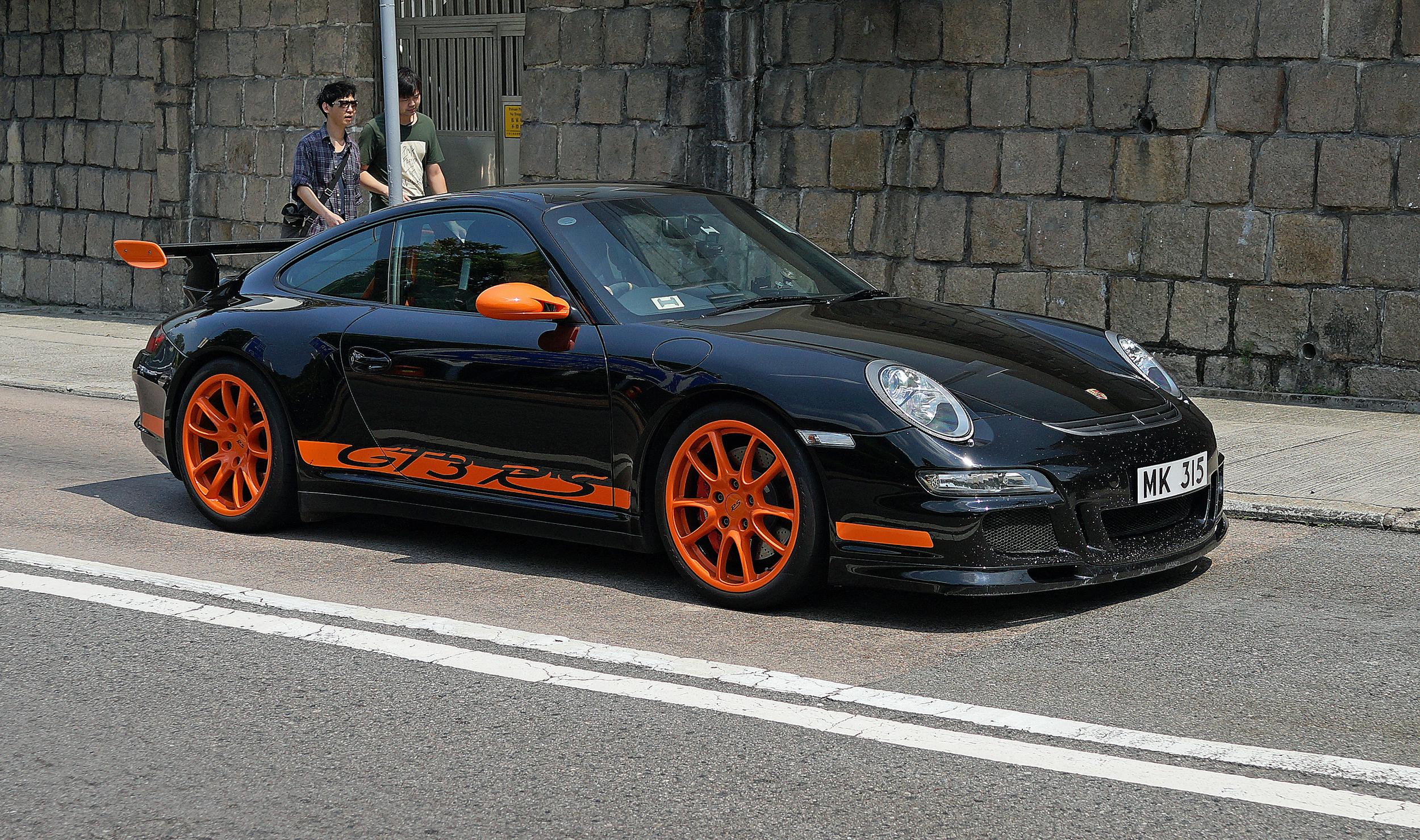 Porsche - MK 315