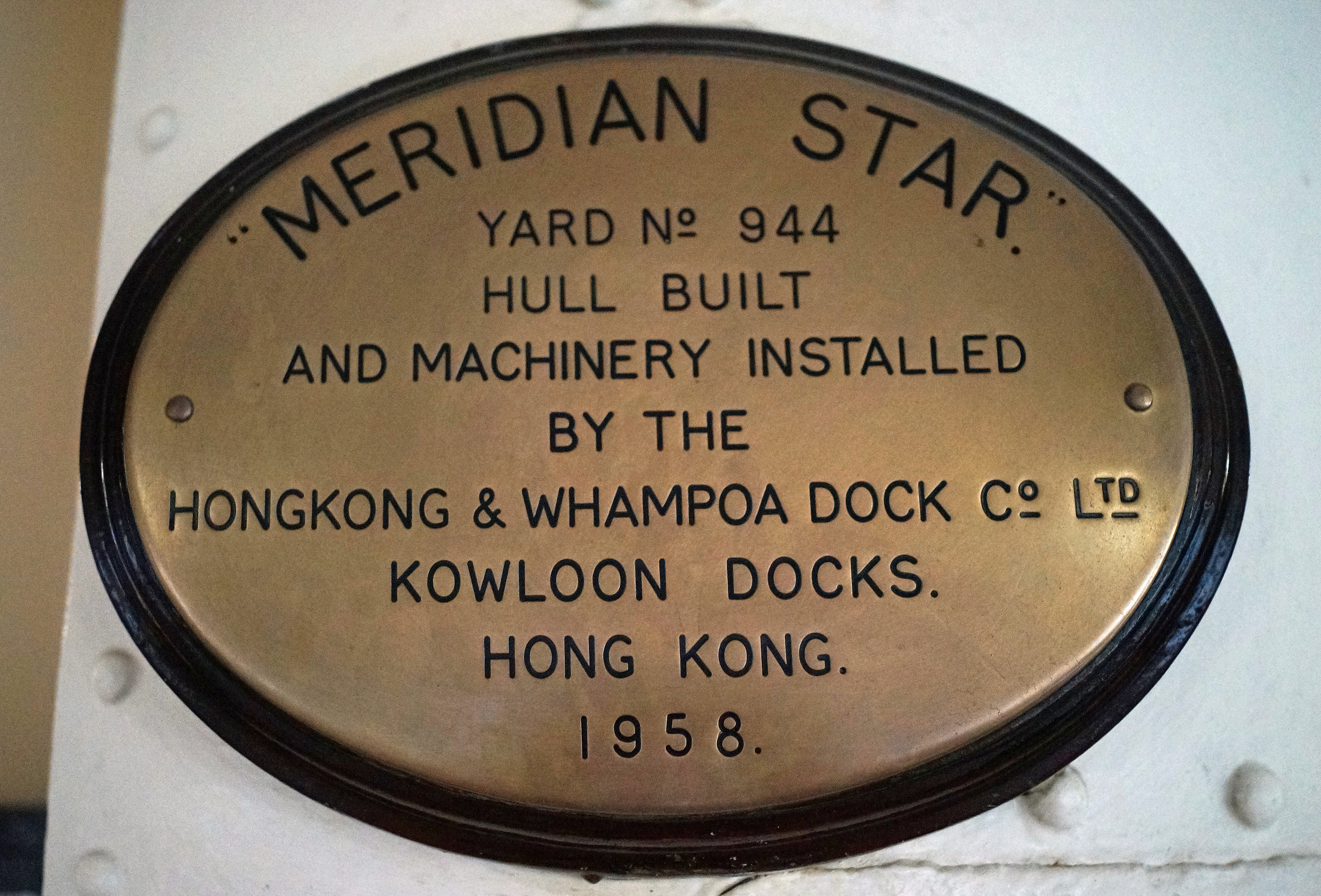 The absolutely ICONIC Star Ferry