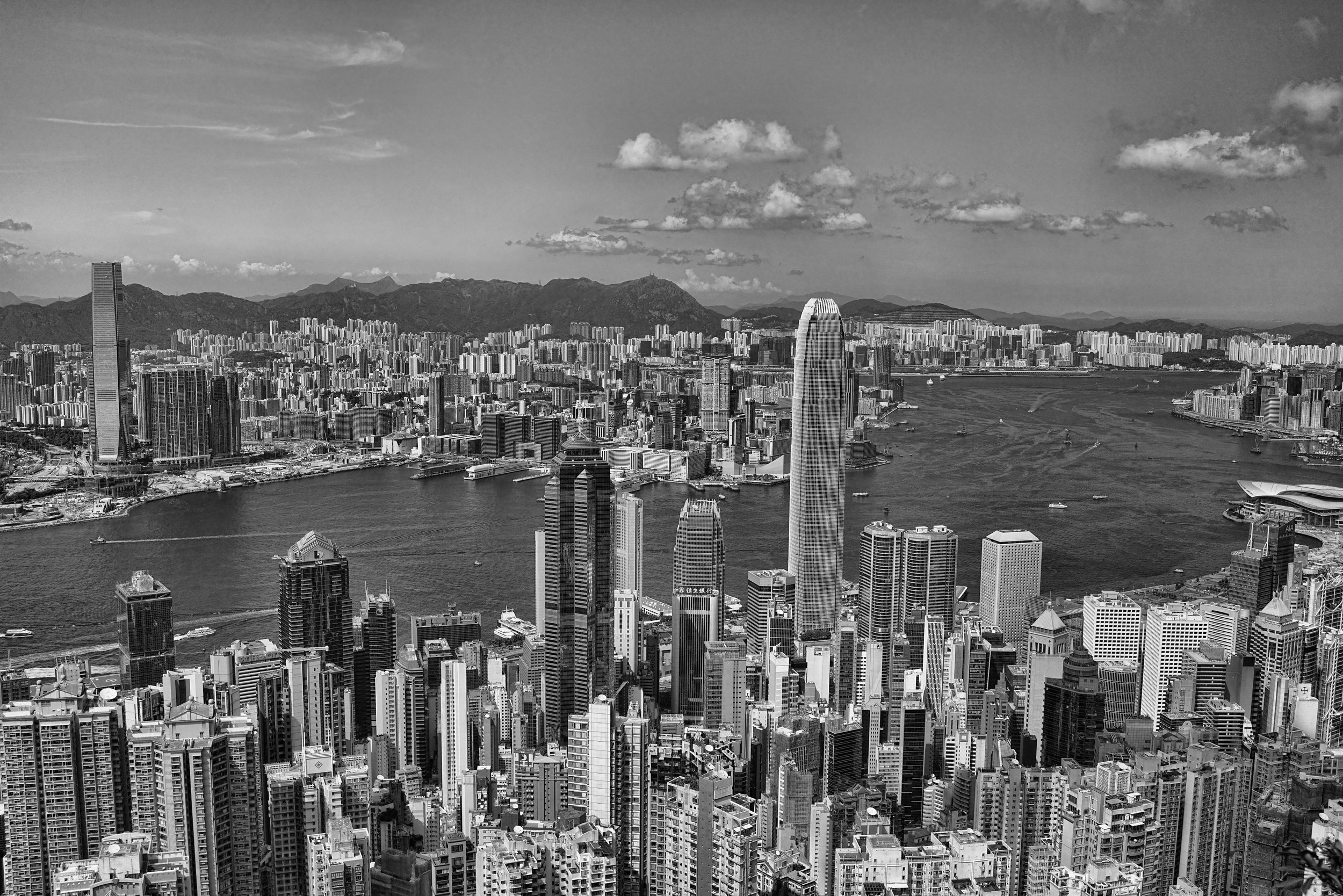 The Worlds greatest city view from my spot at the Peak, Hong Kong.jpg