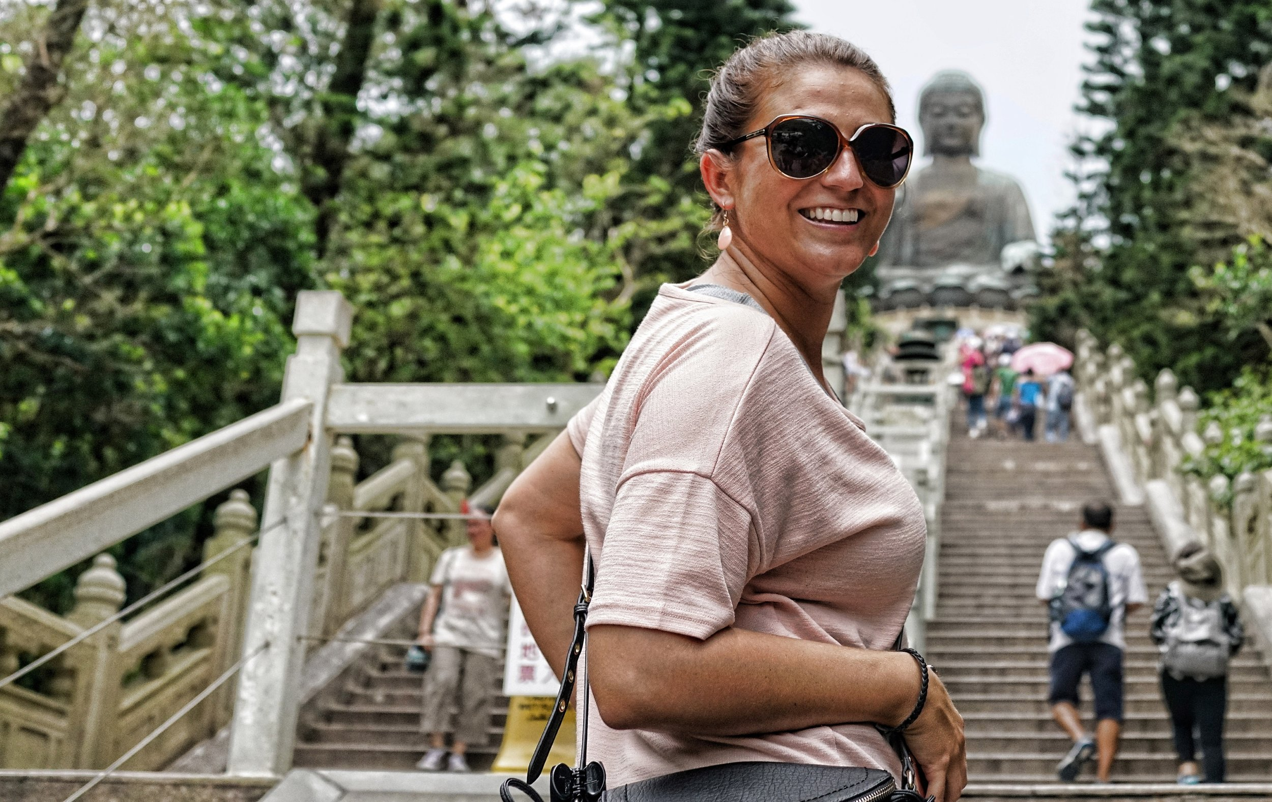 Book today with Jamie, your host, for your premium 7 hour Lantau Island Tour | The Big Buddha, Po Lin Monastery + the Tai O Fishing Village -
