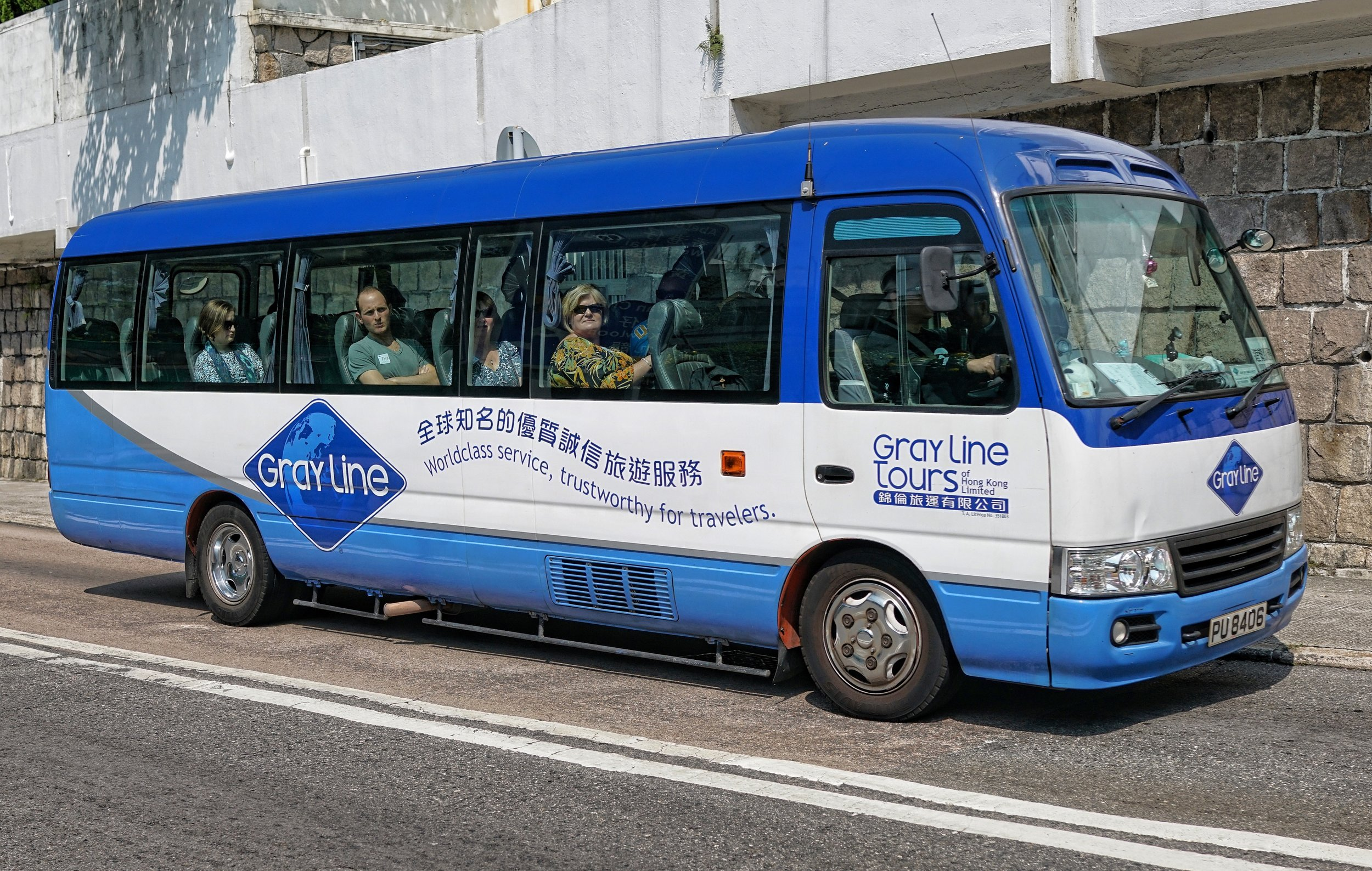 Why tour with 20+ other Tourists on a coach? book a Multi Day Premium Private Tour of Hong Kong with Jamie! -