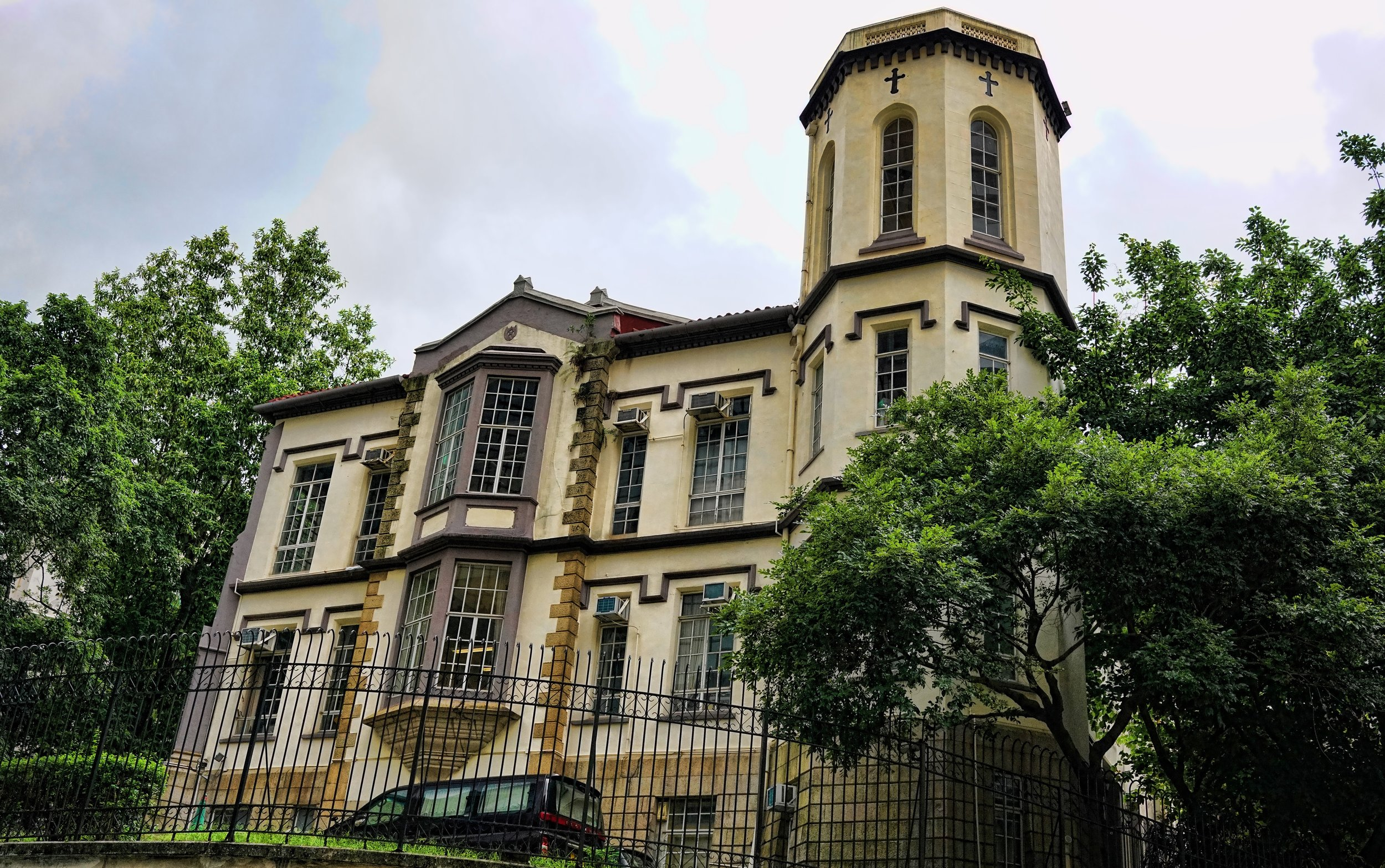 House (in Central) of the Anglican Bishop in Hong Kong.JPG