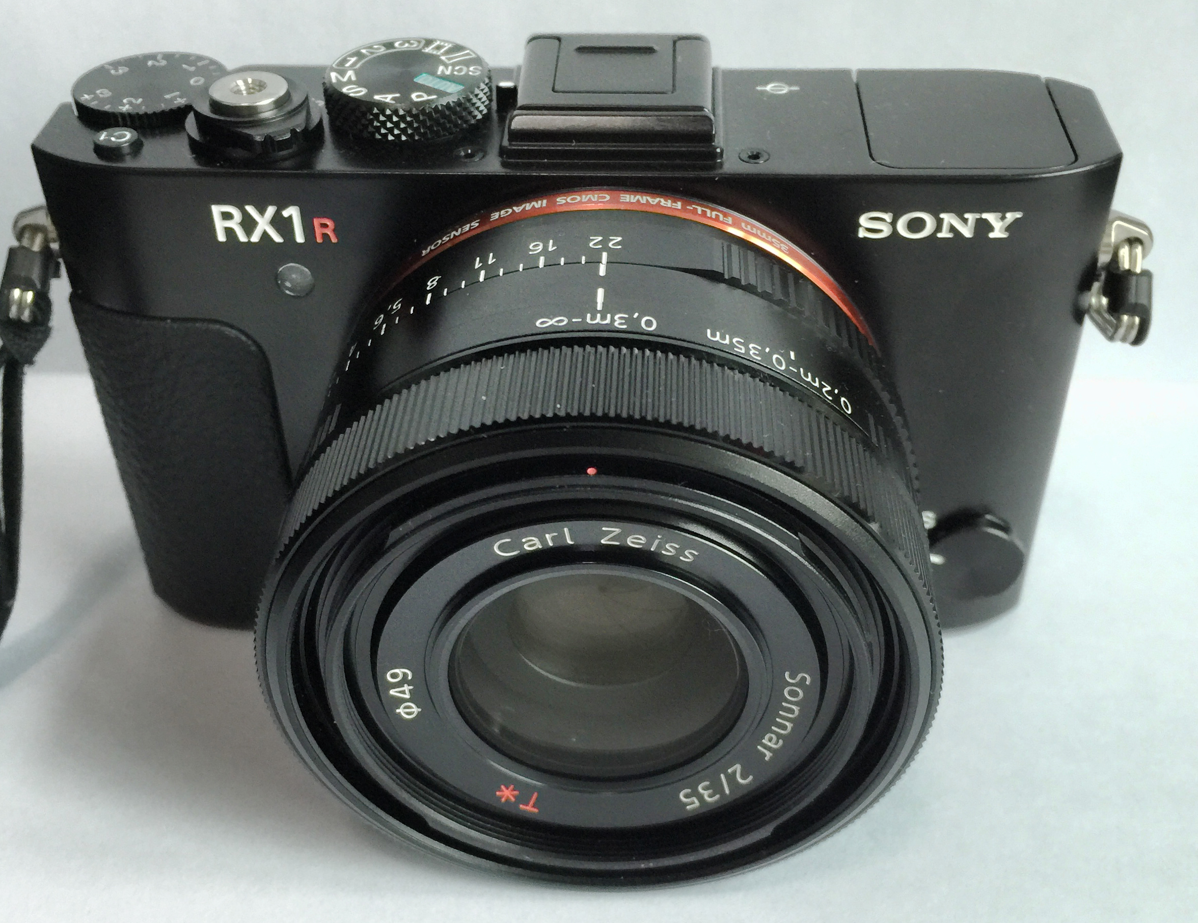 My awesome camera, Sony RX 1r Mark 2 with a 42.4 mp sensor and Carl Zeiss full frame lens -