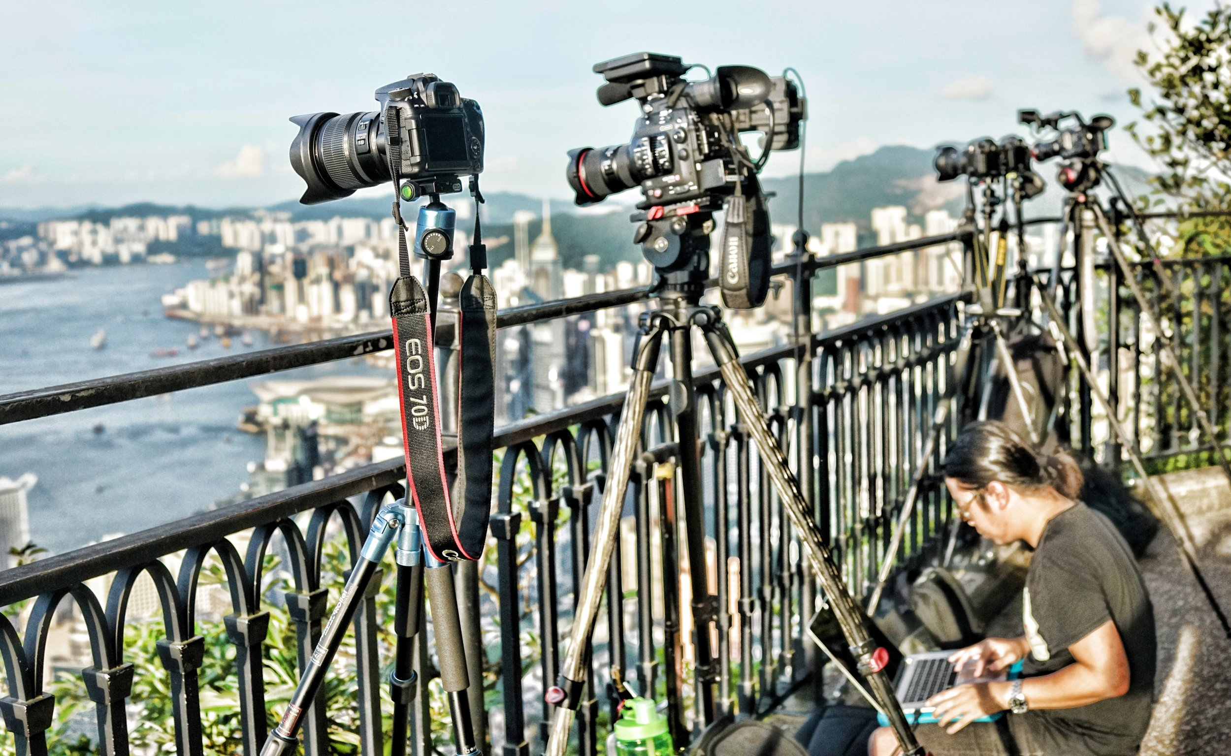 Knowing where the great spots are is half the battle when it comes to photography….. -