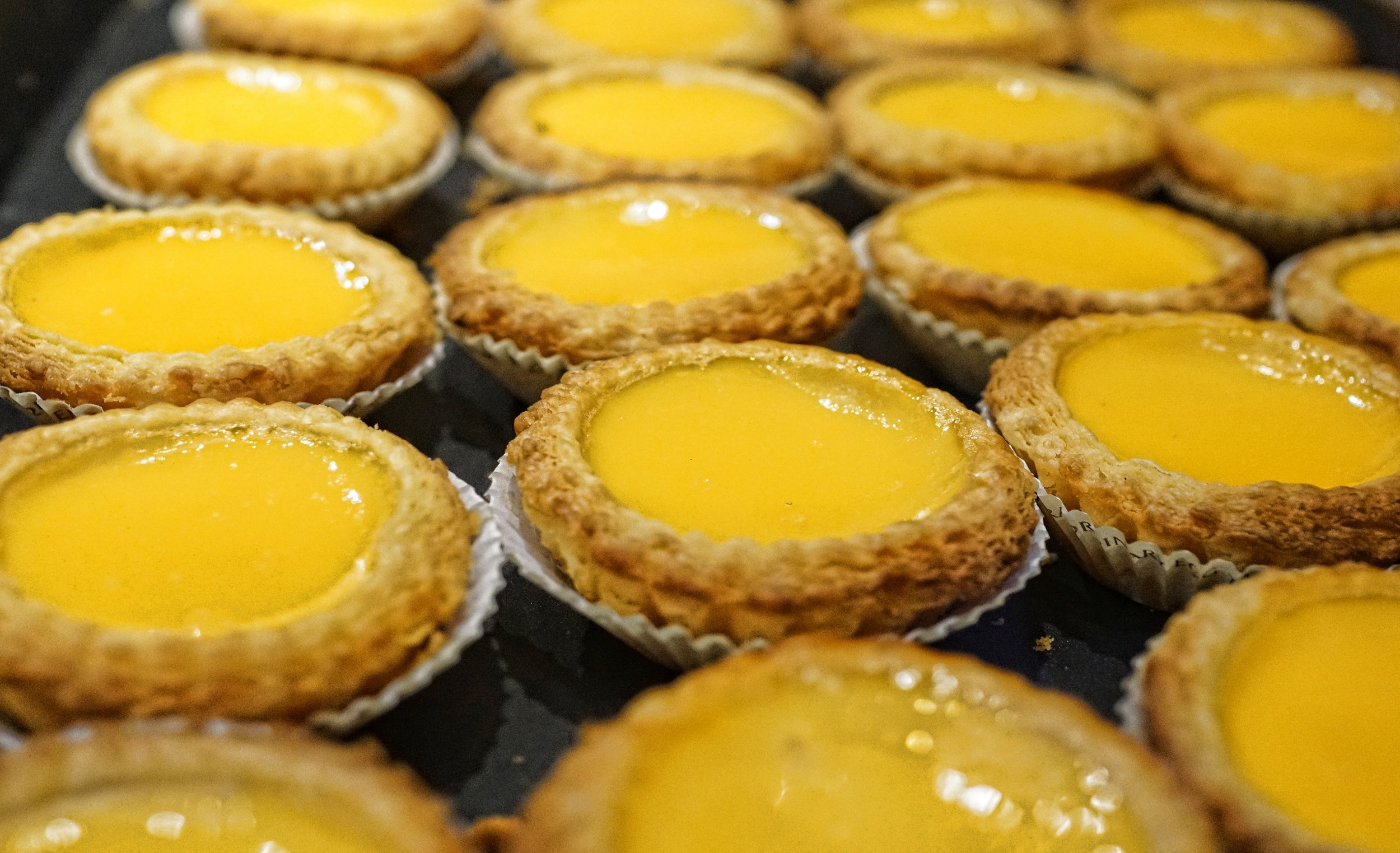 This is my Hong Kong | Egg Tarts and yes in my humble opinion, the best are from the Tai Cheong Bakery.