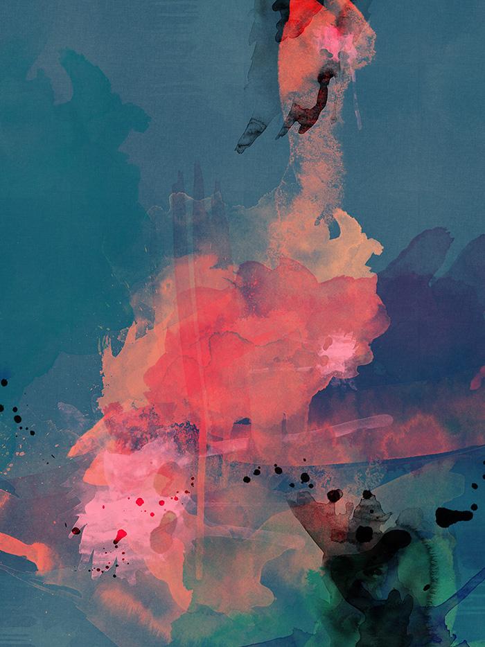 Deep Reef, 2015   Pigment print on archival rag   170cm x 130cm / 1 of 5    130cm x 100cm / 1 of 15   100cm x 75cm / 1 of 50    65cm x 50cm / 1 of 100
