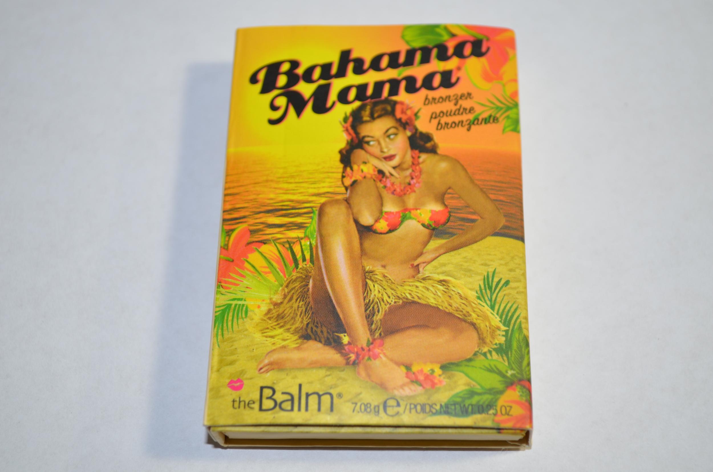 thebalm bahama mama review
