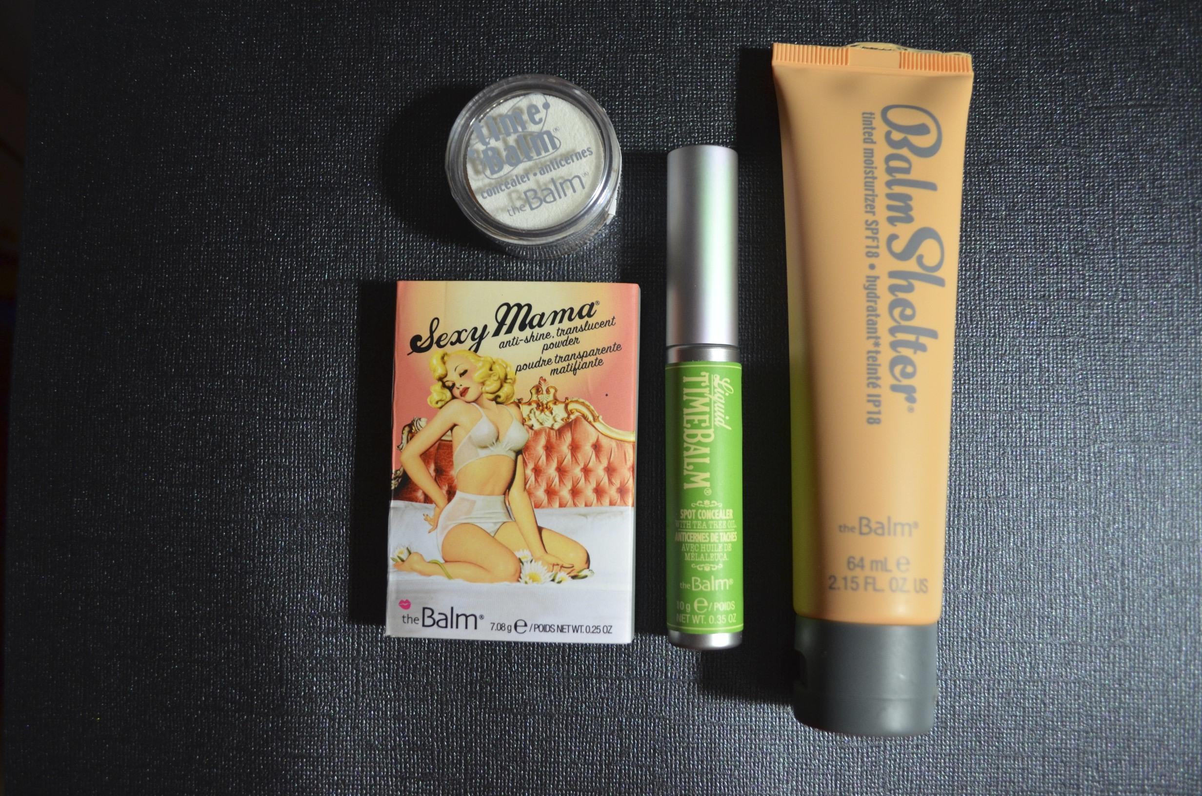 thebalm tinted moisturizer, thebalm timebalm