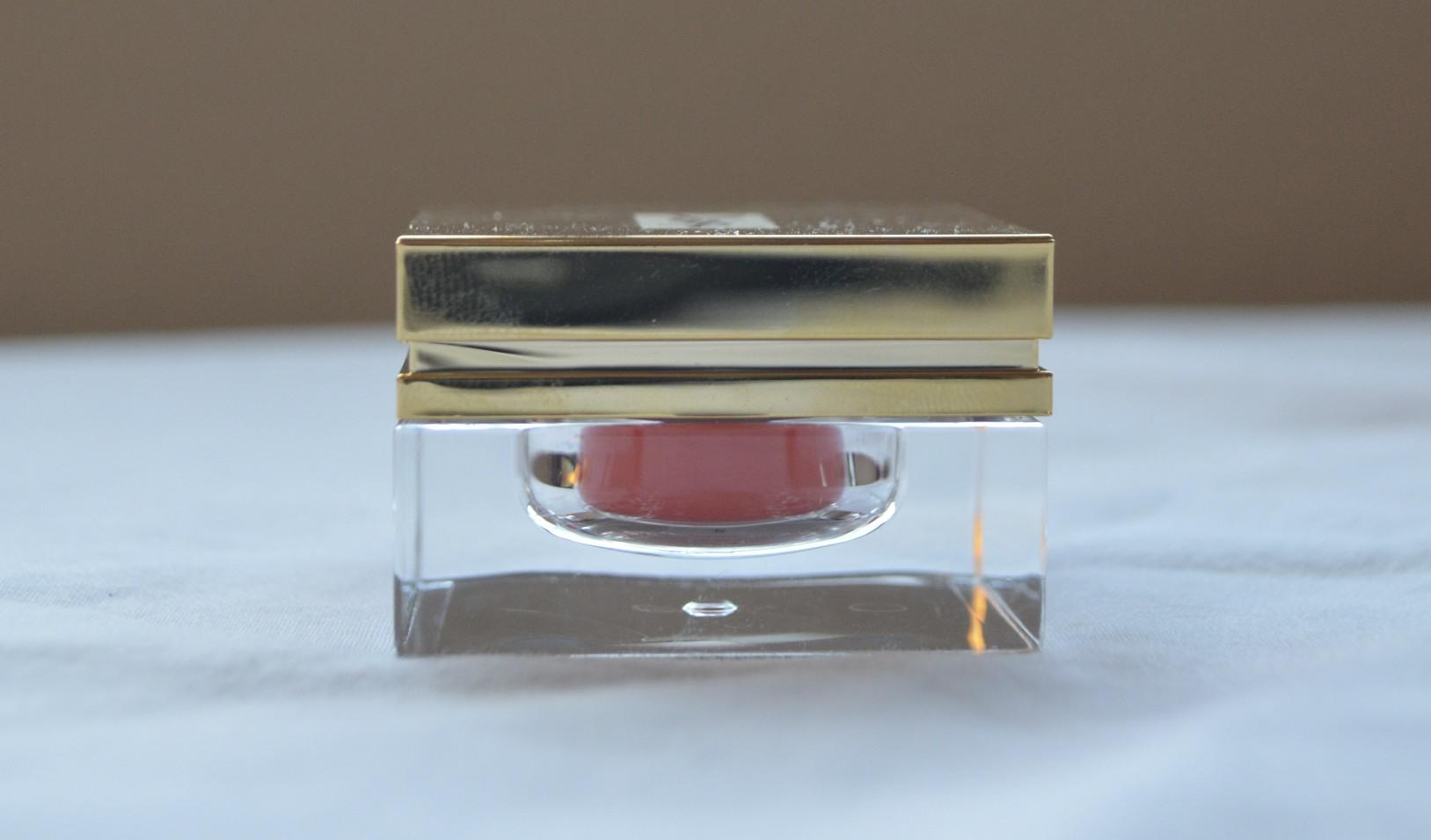 ysl audacious orange blush review