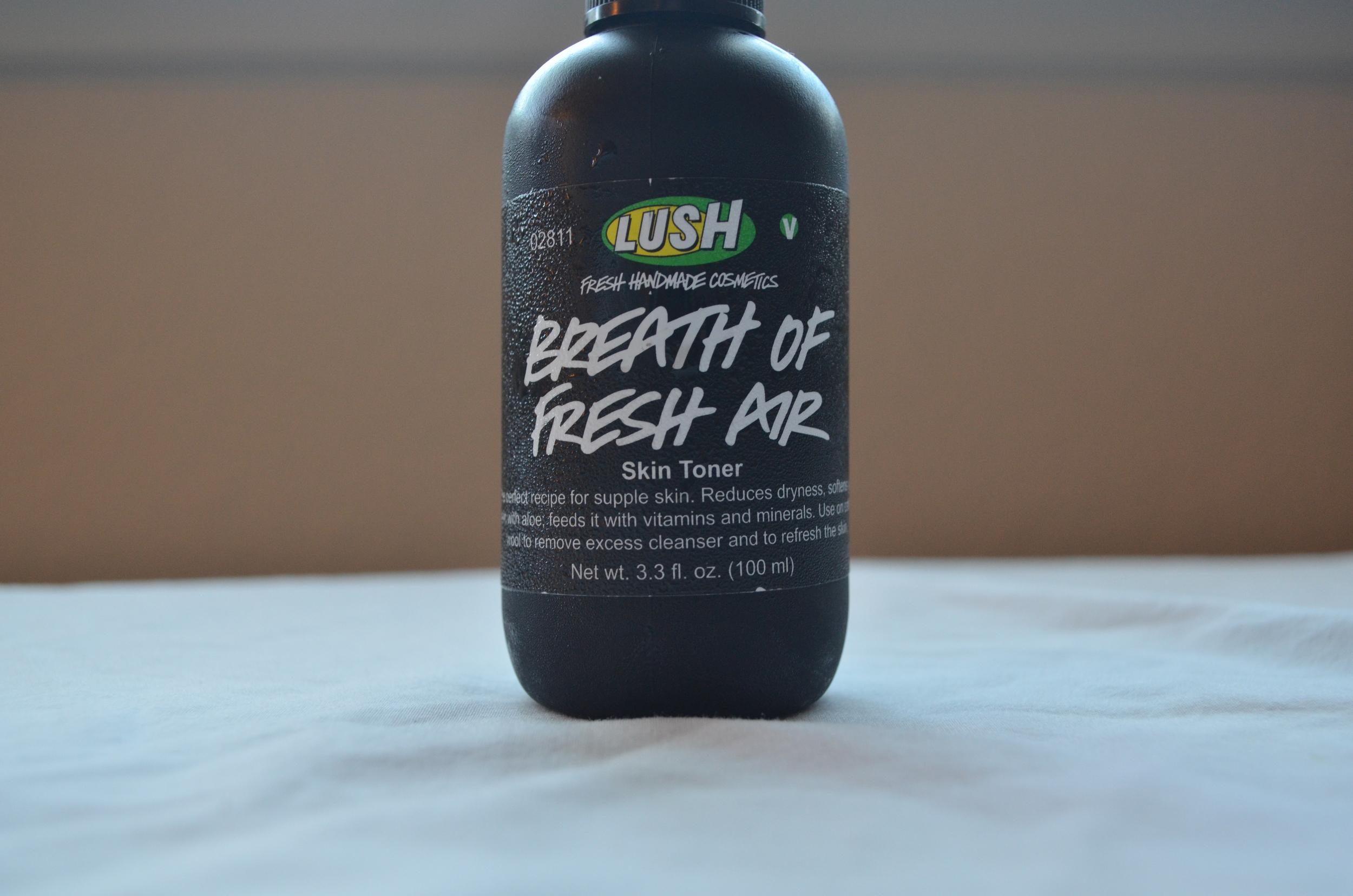 lush breath of fresh air review