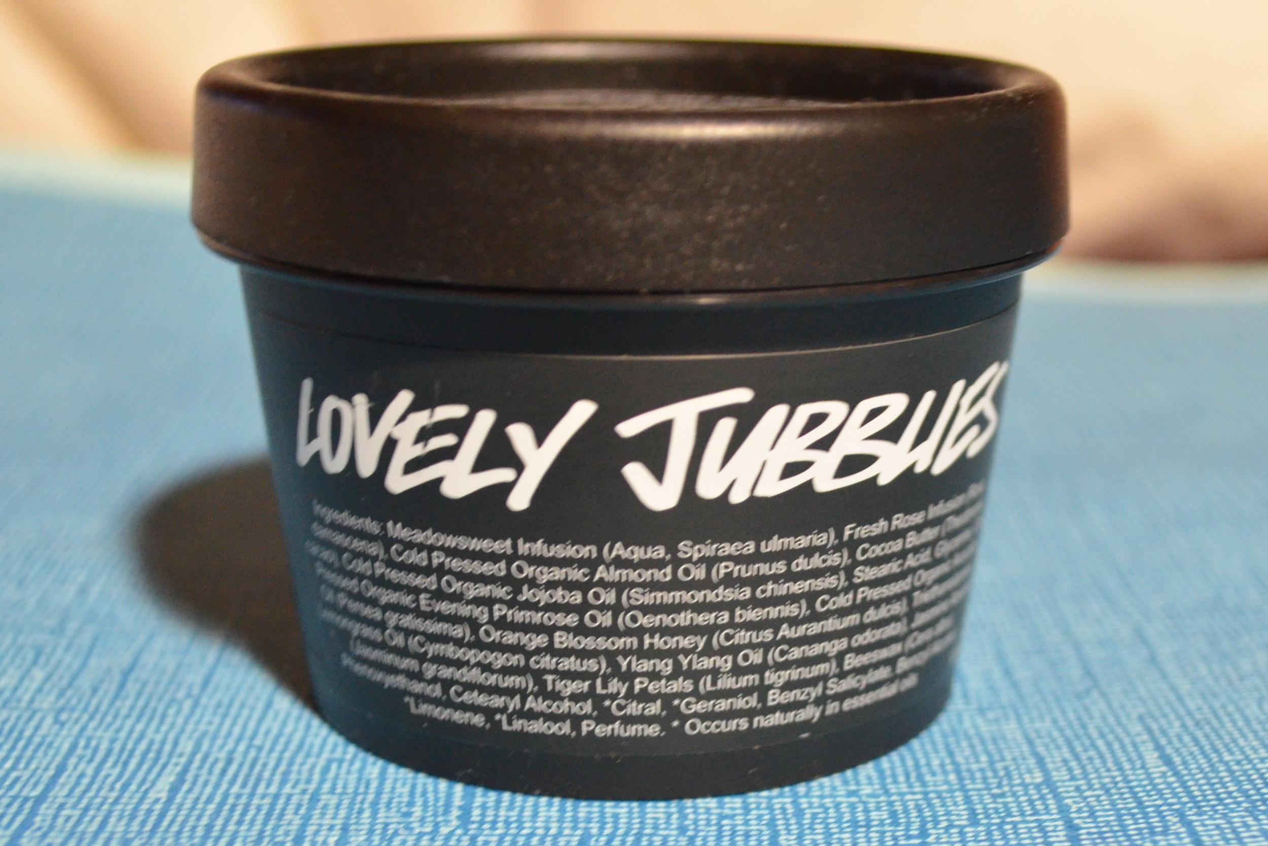 lush lovely jubblies ingredients