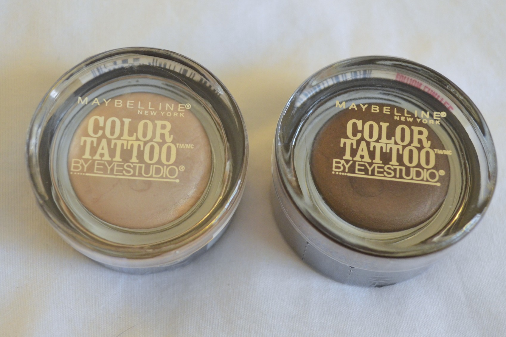 maybelline fall 2012 color tattoos