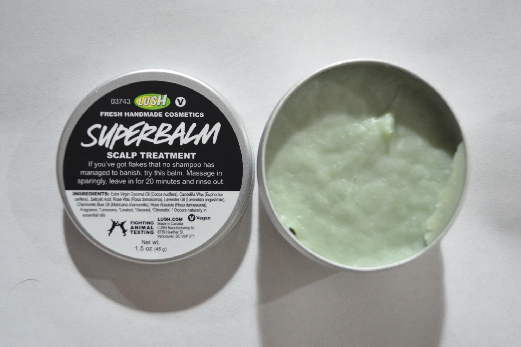 lush superbalm review