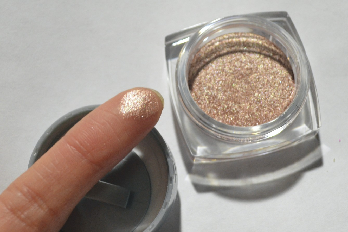 loreal infallible blinged & brilliant swatch