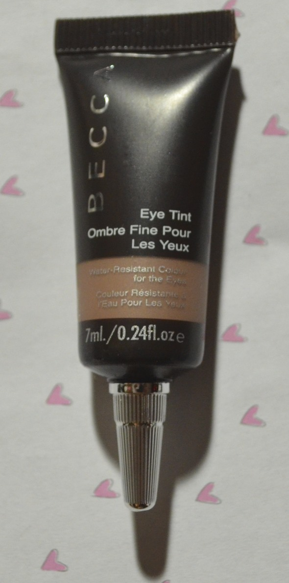 becca eye tint in baroque review