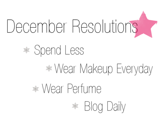 december resolutions
