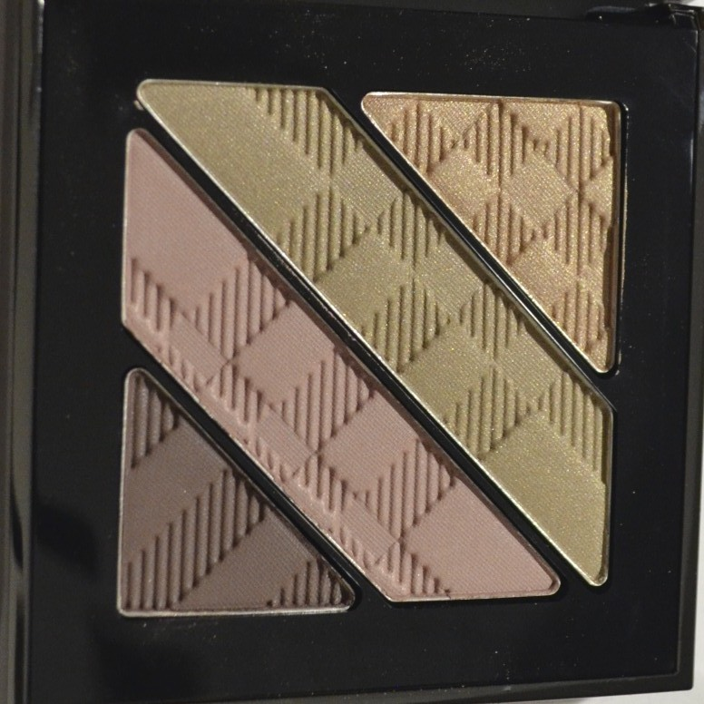 burberry pink taupe close up