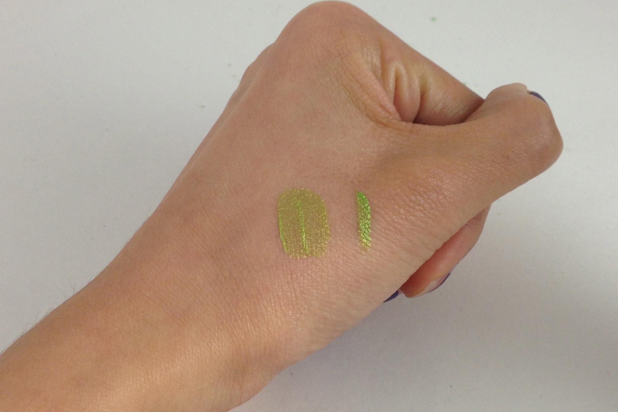 lush intuitive eyeshadow swatch