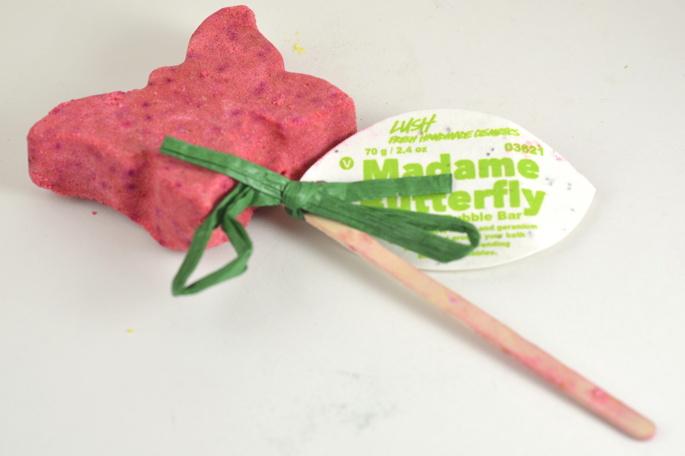 lush madame butterfly review