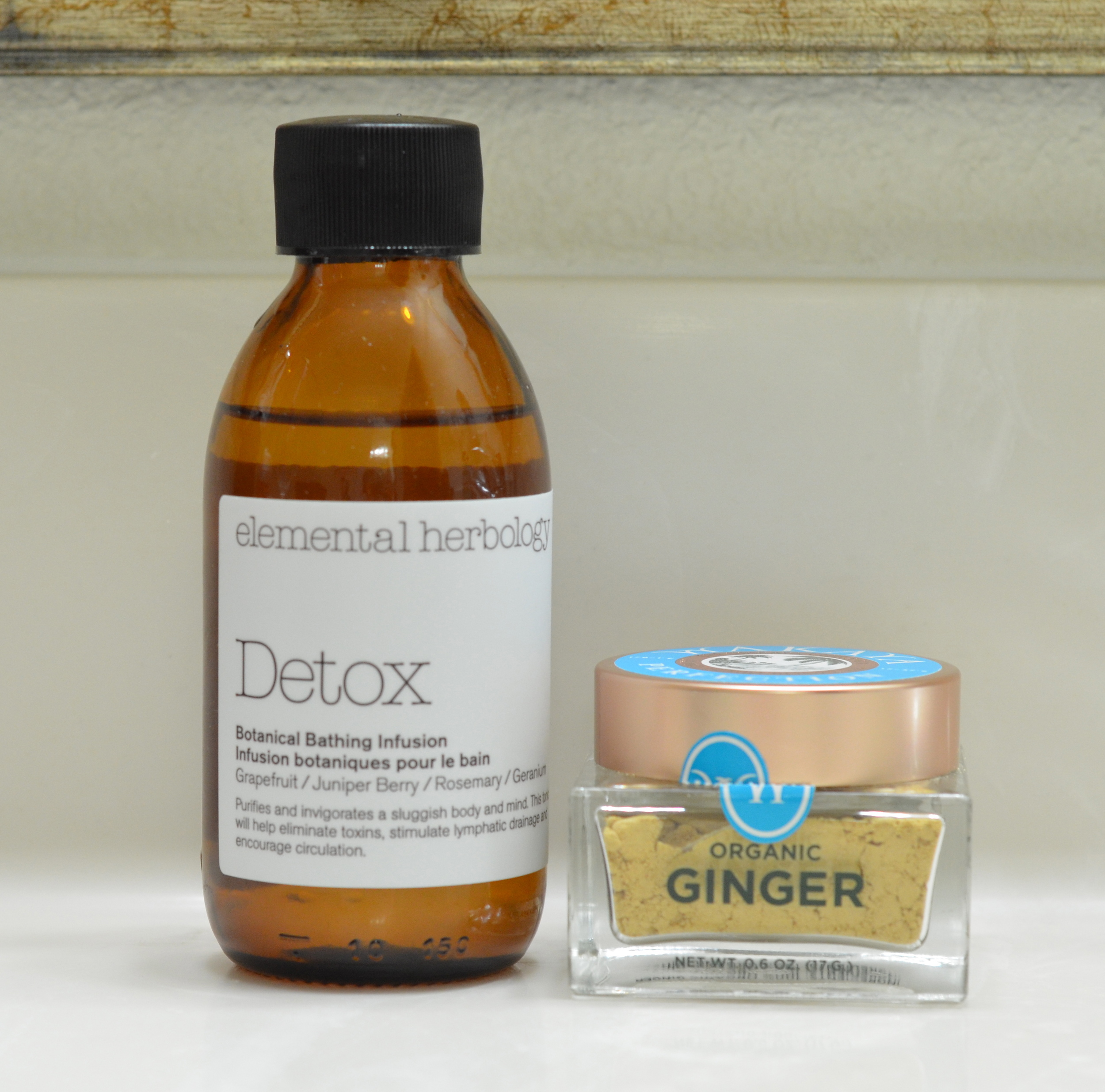 elemental herbology detox review, wakaya ginger review