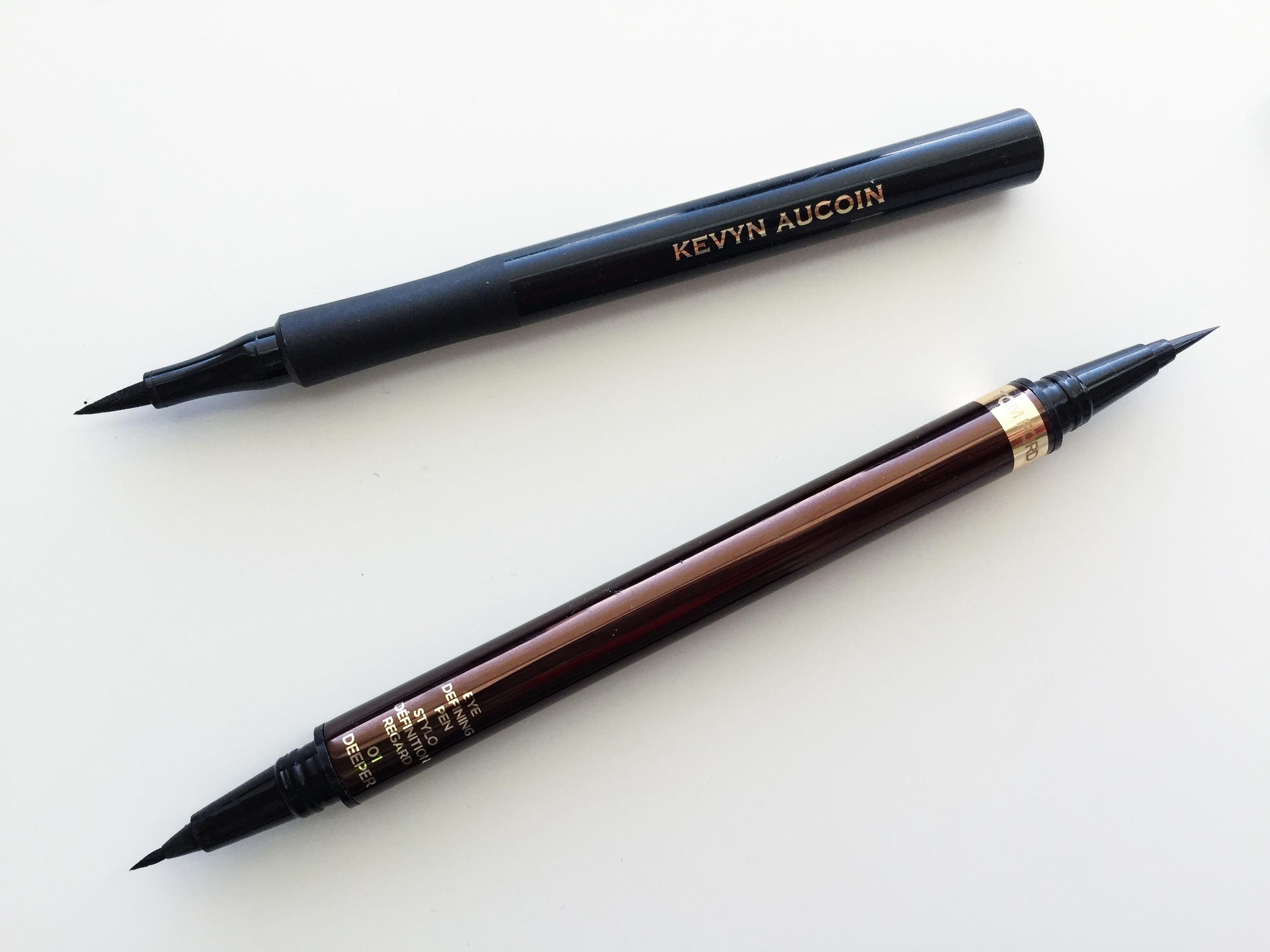 Kevyn Aucoin The Precision Liquid Liner, Tom Ford Eye Defining Pen