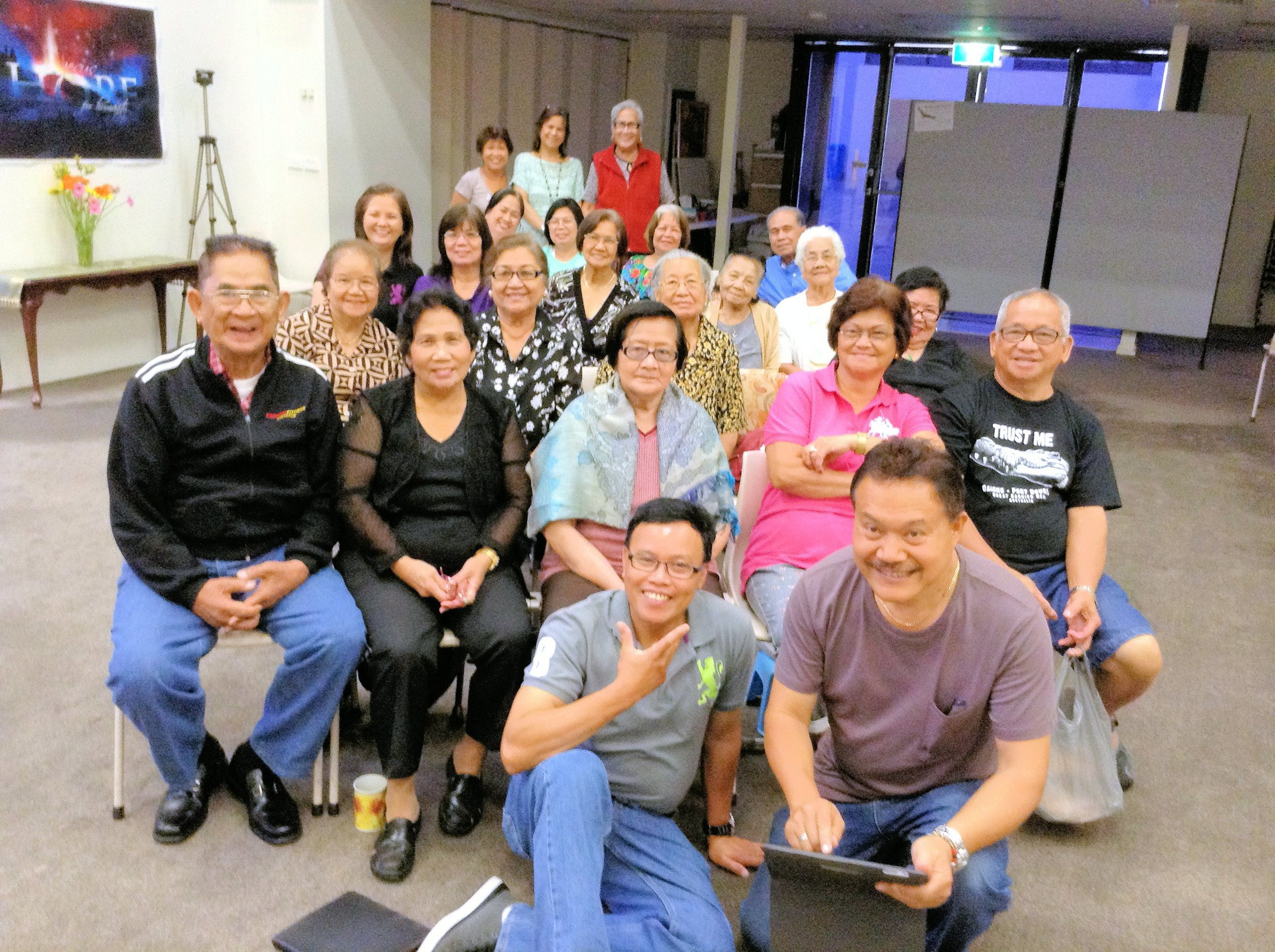 Tagalog Service — LOVE OF JESUS