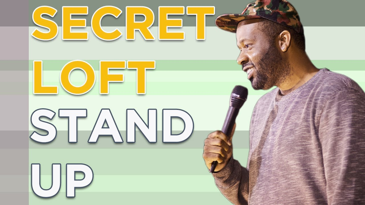 Secret Loft Friday, July 26th 9:15pm-11:oopm The Secret Loft | 14th St. and 6th ave. | New York, NY 10011