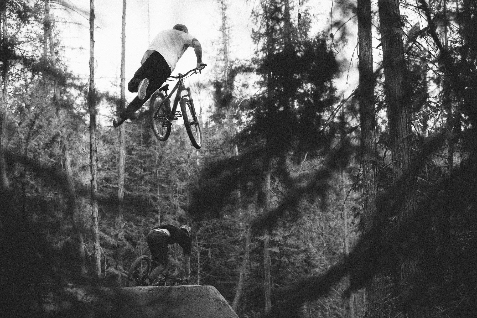 Slalom track Vernon with Bas van Steenbergen - Photo: Robb Thompson Photo