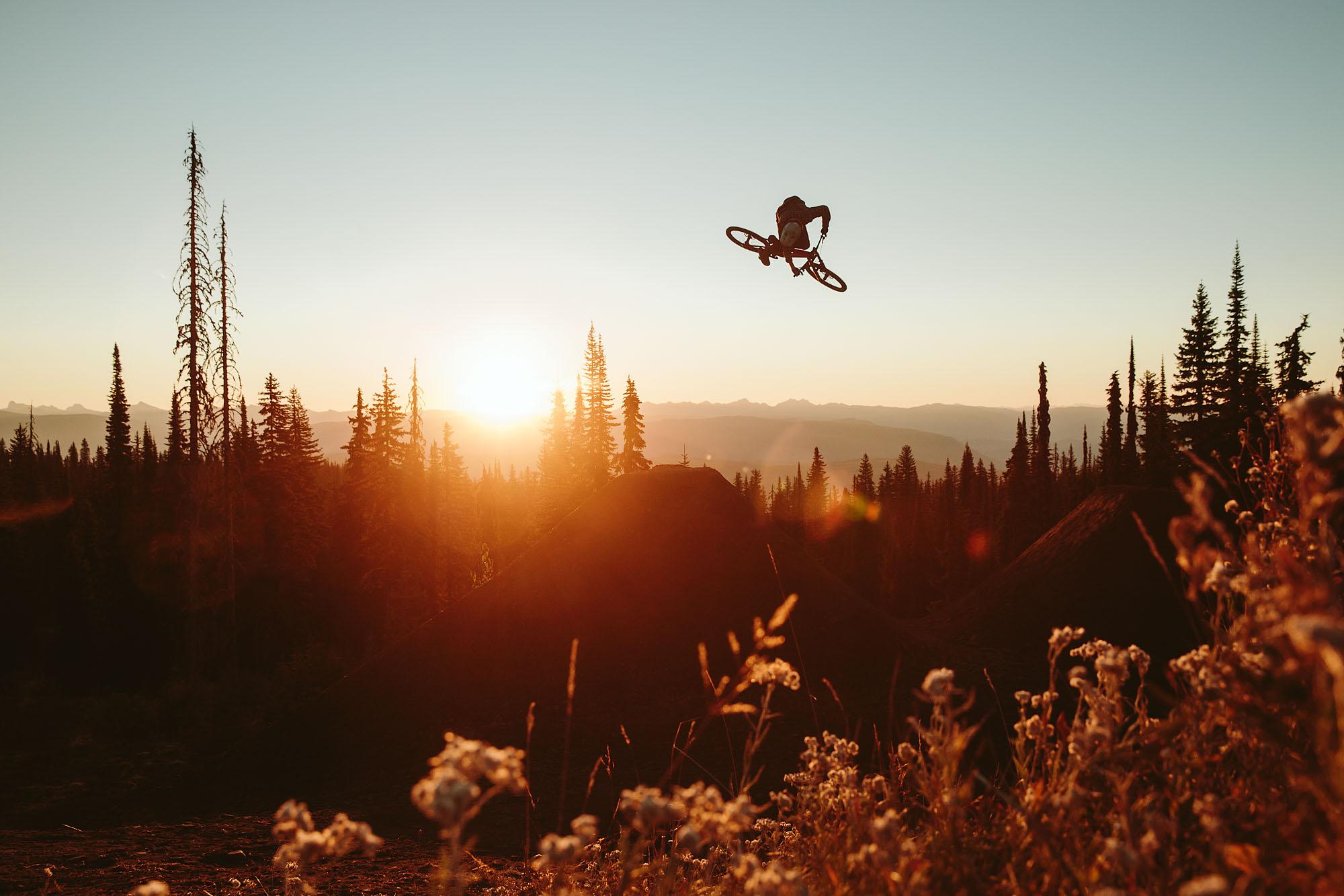 Brett Rheeder / Beautiful Idiot / Robb Thompson Photo