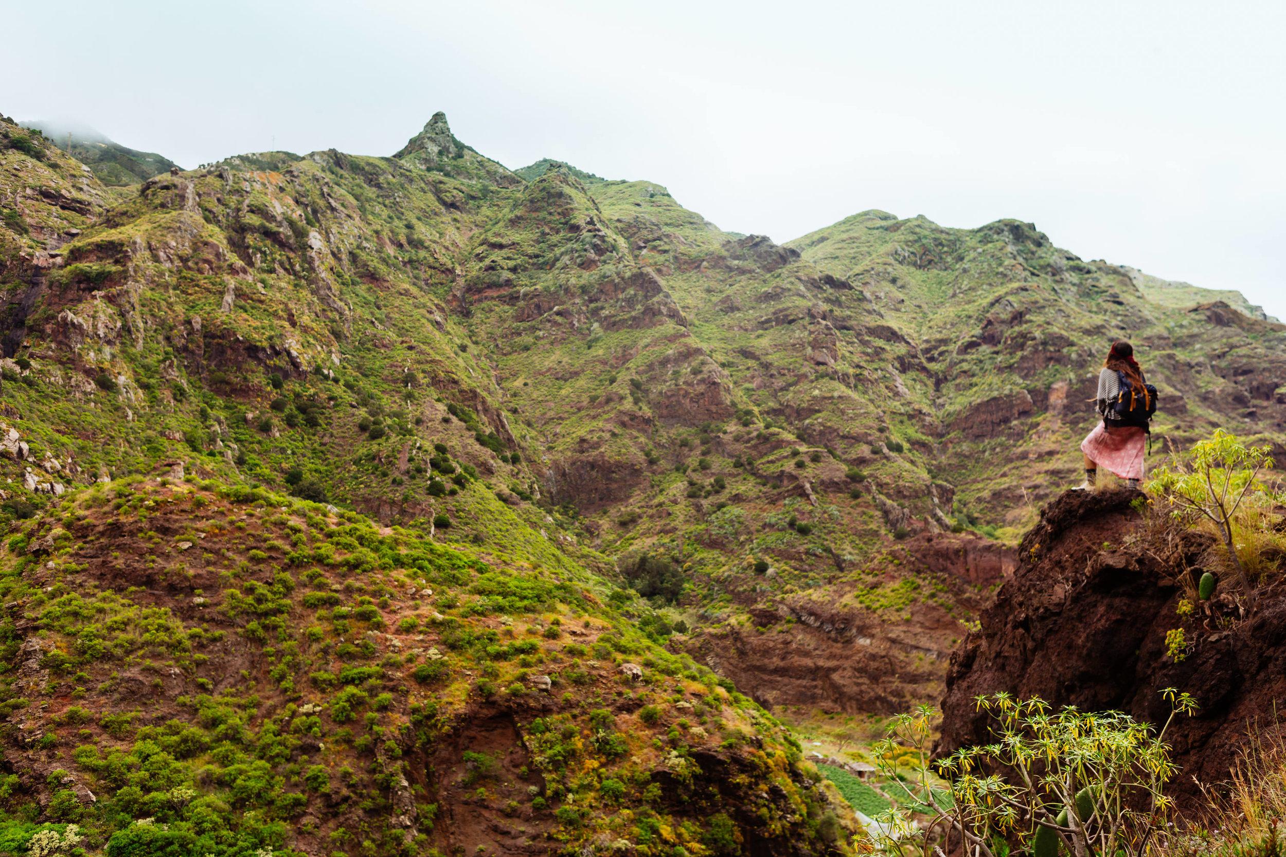 Tenerife, Spain. 2014