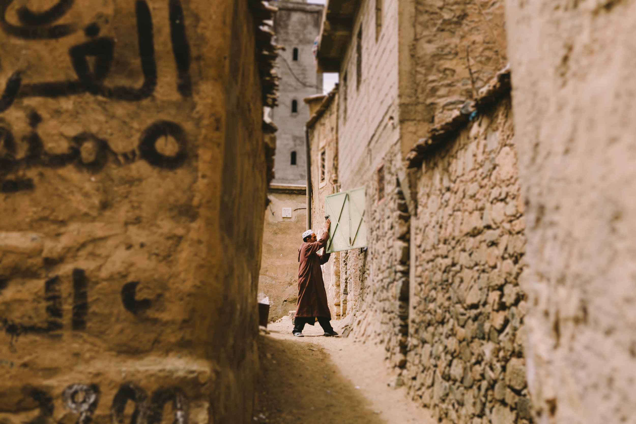 Imlil, Morocco. 2014