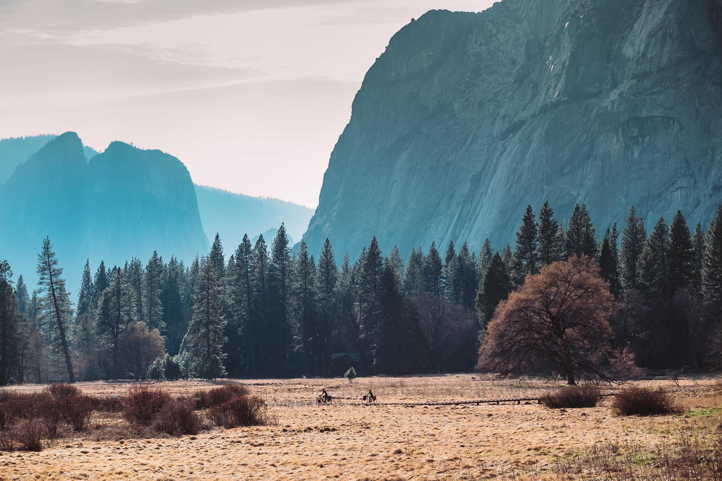 Yosemite. Horizonte Norte documentary. 2015