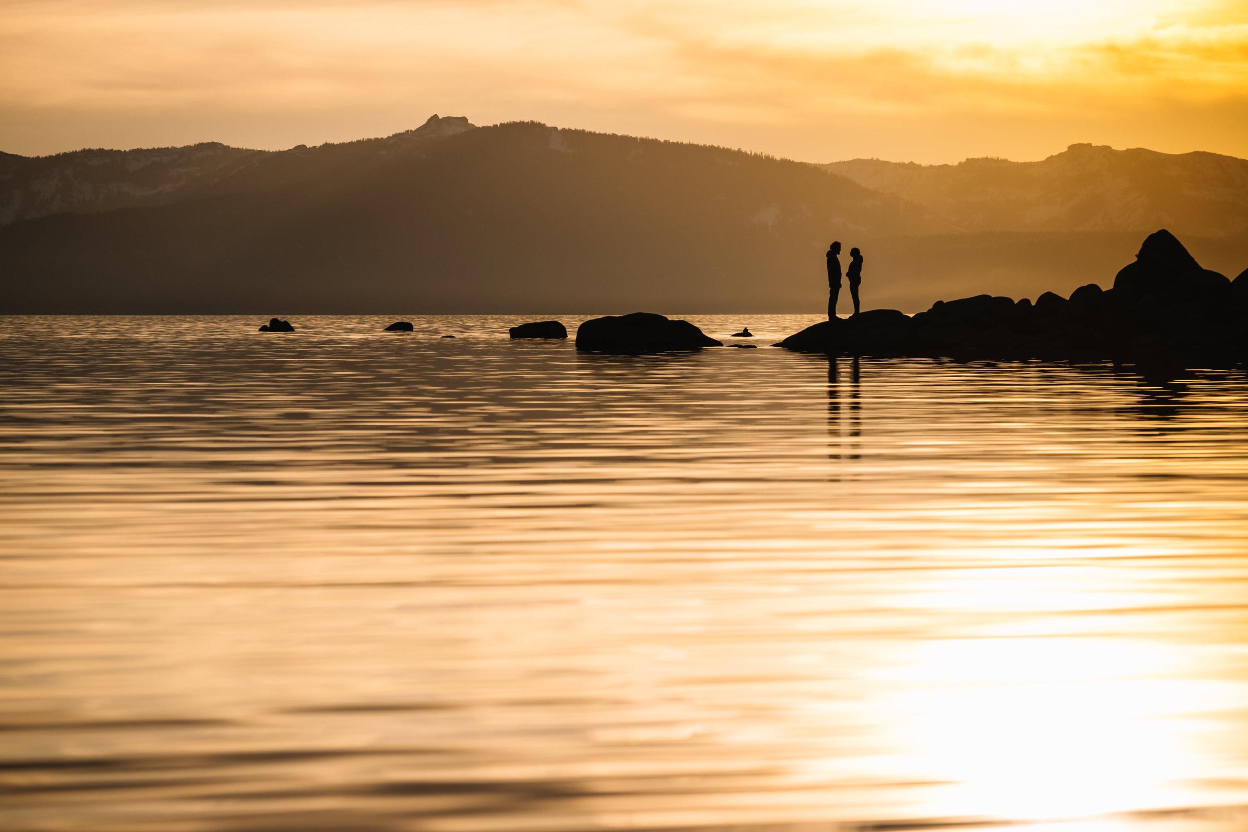 Lake Tahoe. Horizonte Norte documentary. 2015