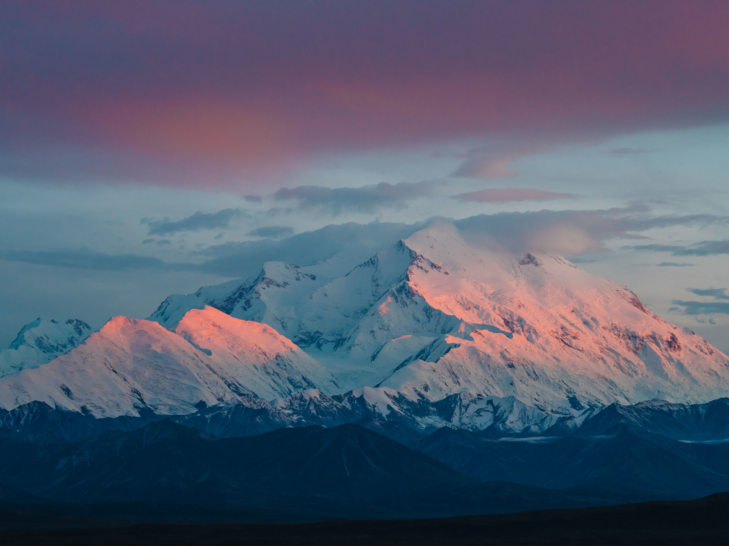 Denali National Park. Alaska. Horizonte Norte shooting. 2015