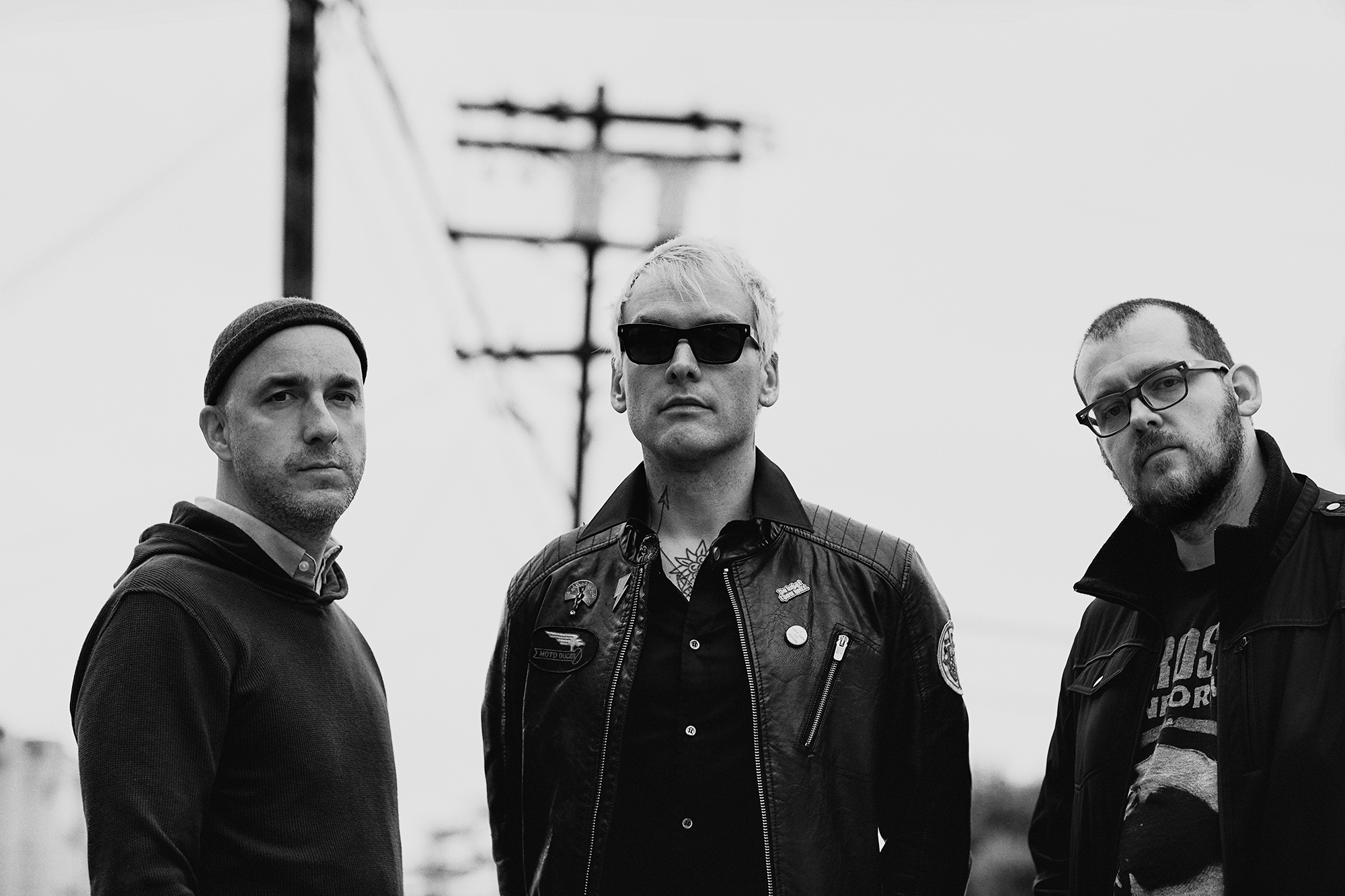Alkaline Trio (National Print & Online)