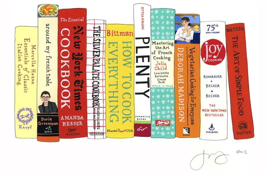 Ideal Bookshelf 465 by Jane Mount