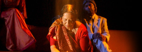 Charubala Chokshi as Shanti, Strictly Dandia, 2003