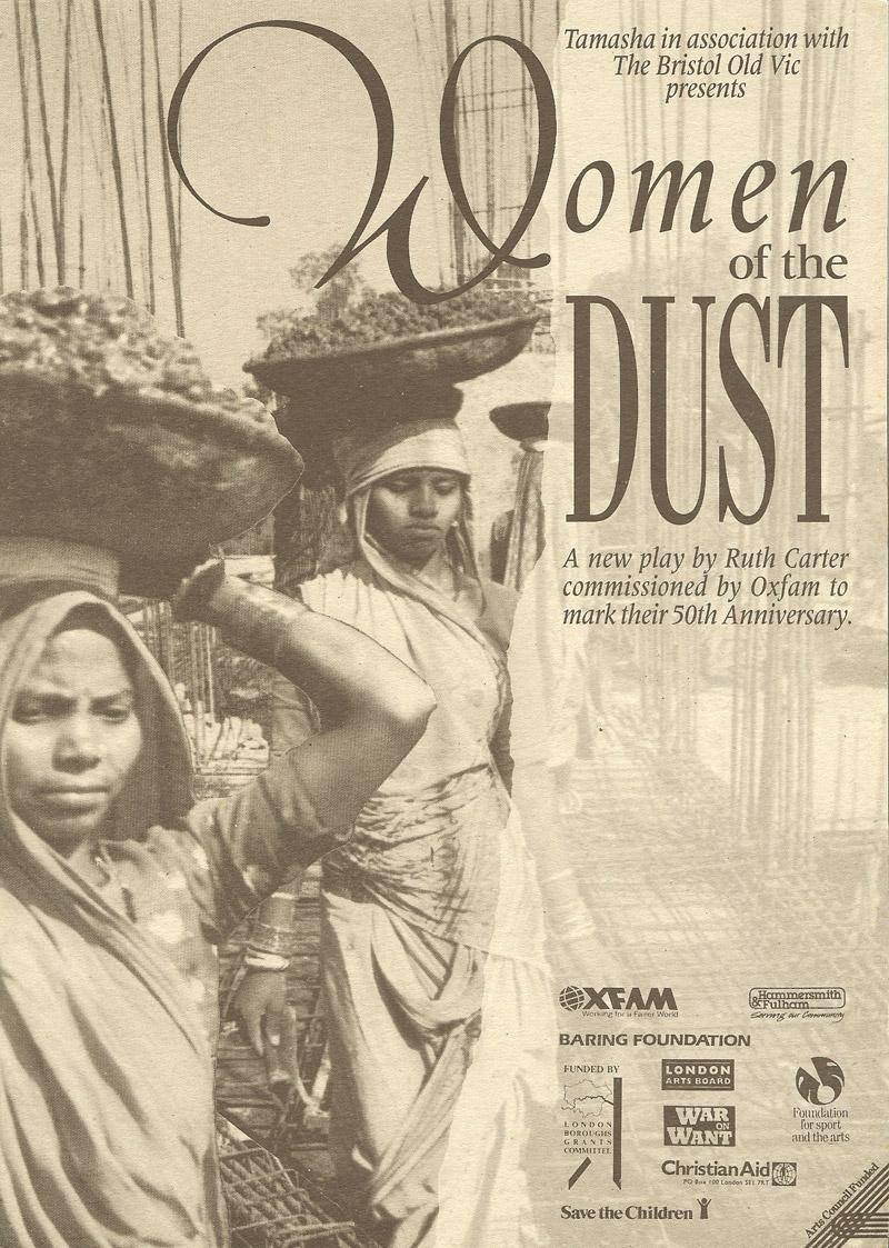 Women if the Dust original publicity
