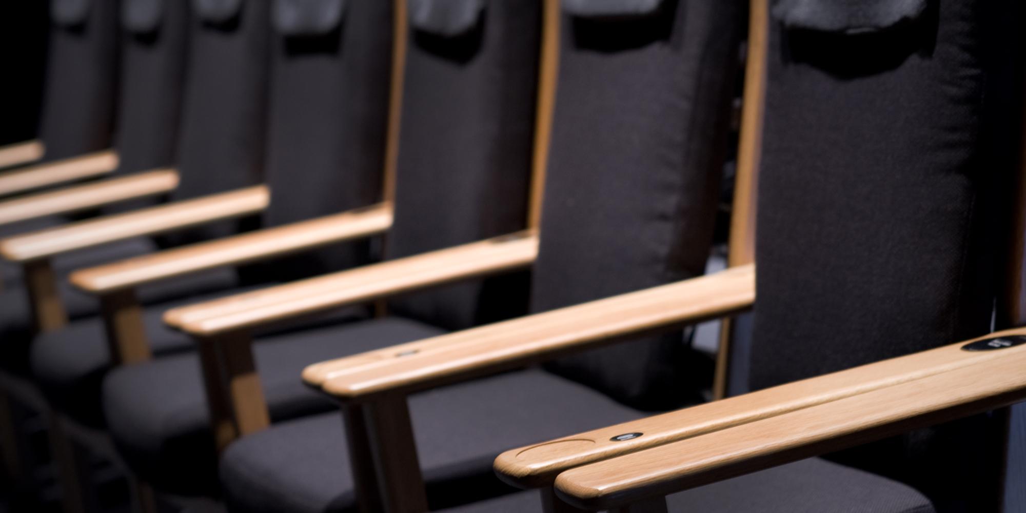 Tyneside Cinema Seating