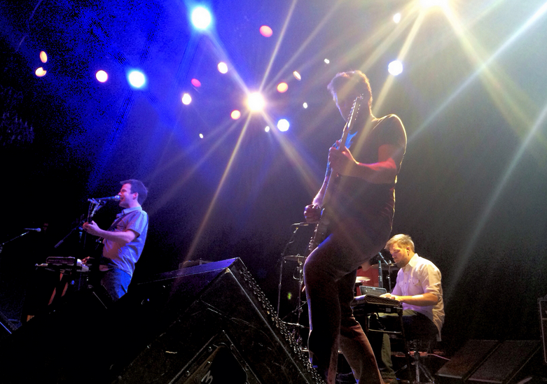 the dismemberment plan at the fillmore
