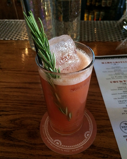 west of pecos bloody mary